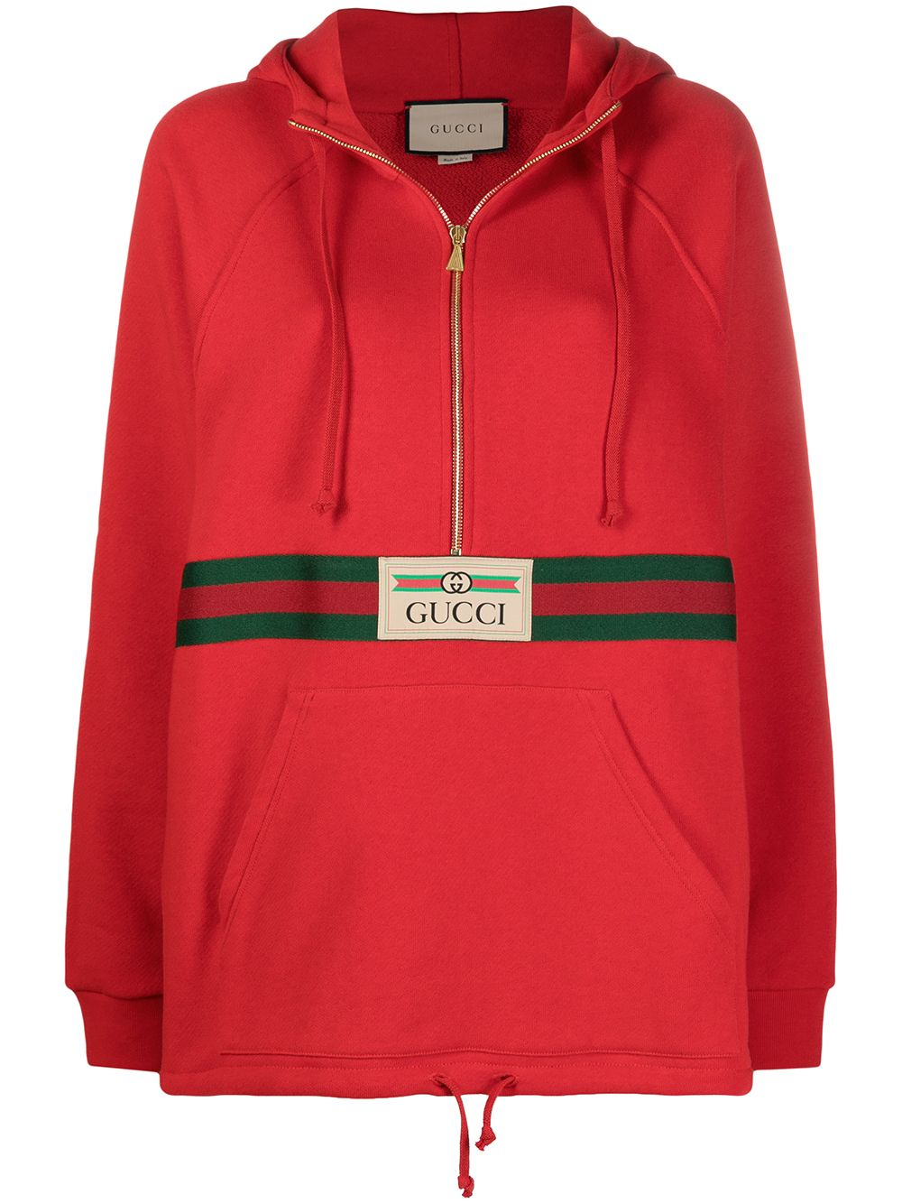 Picture of Gucci | L/S Hooded Dress