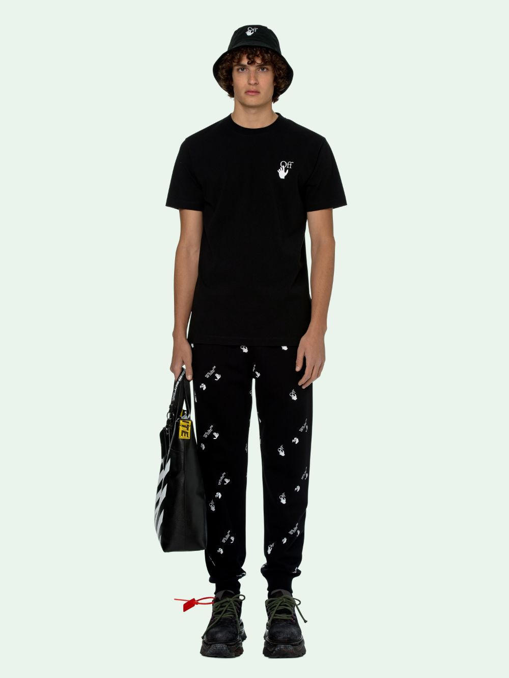 Picture of Off White | Marker S/S Slim Tee