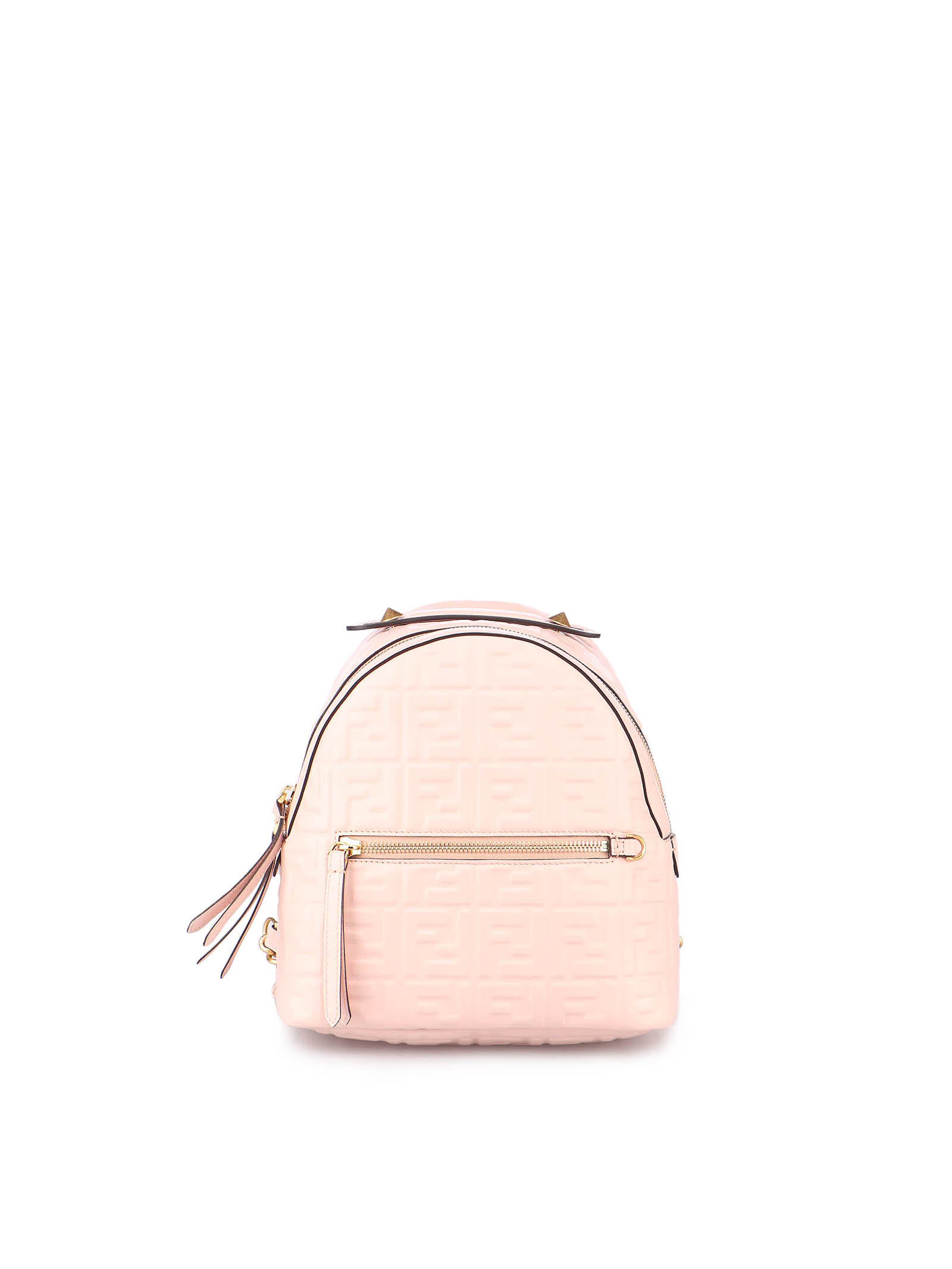 Immagine di Fendi | Backpack Mini Nappa Ff 1974