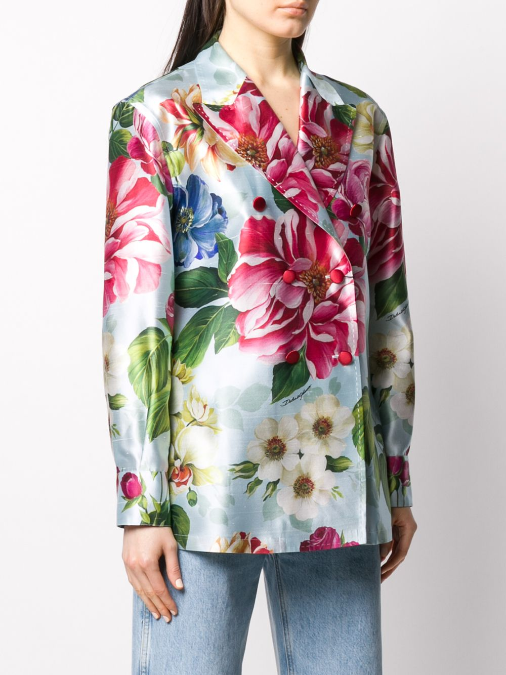 Picture of Dolce & Gabbana | Shirt Flowers
