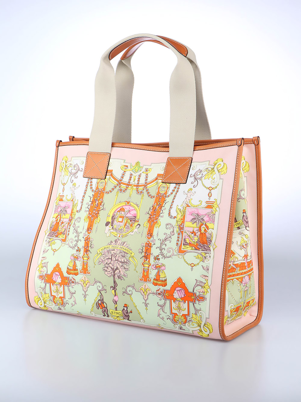 Picture of Etro | Shopping Globetrotter 1968 42,5X35X17
