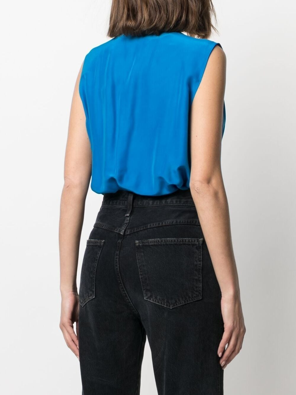 Picture of Pinko | Ines 8 Body Habutay Soft Touch