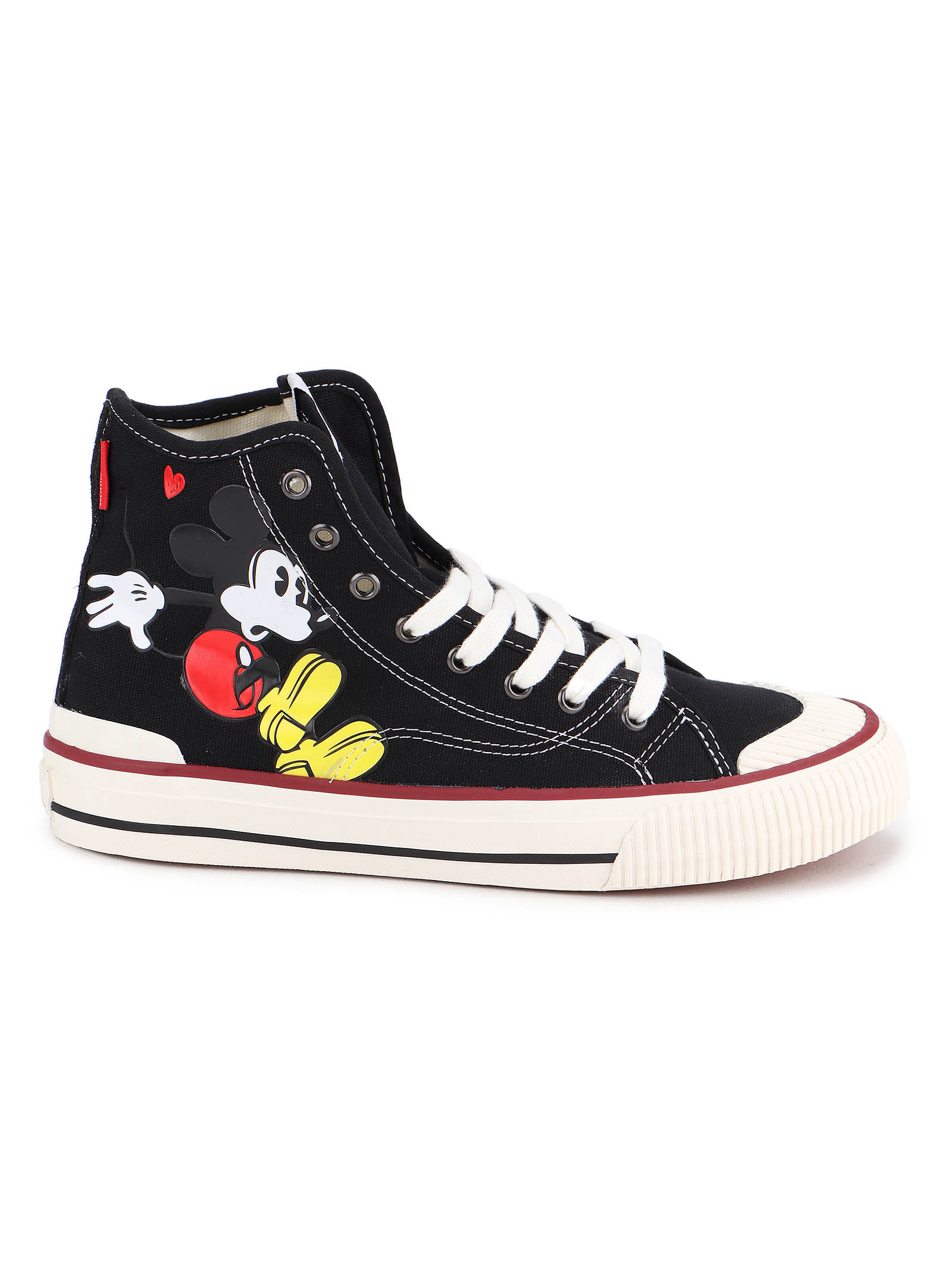 Picture of Moa Master Of Arts High Mickey Mouse Sneaker