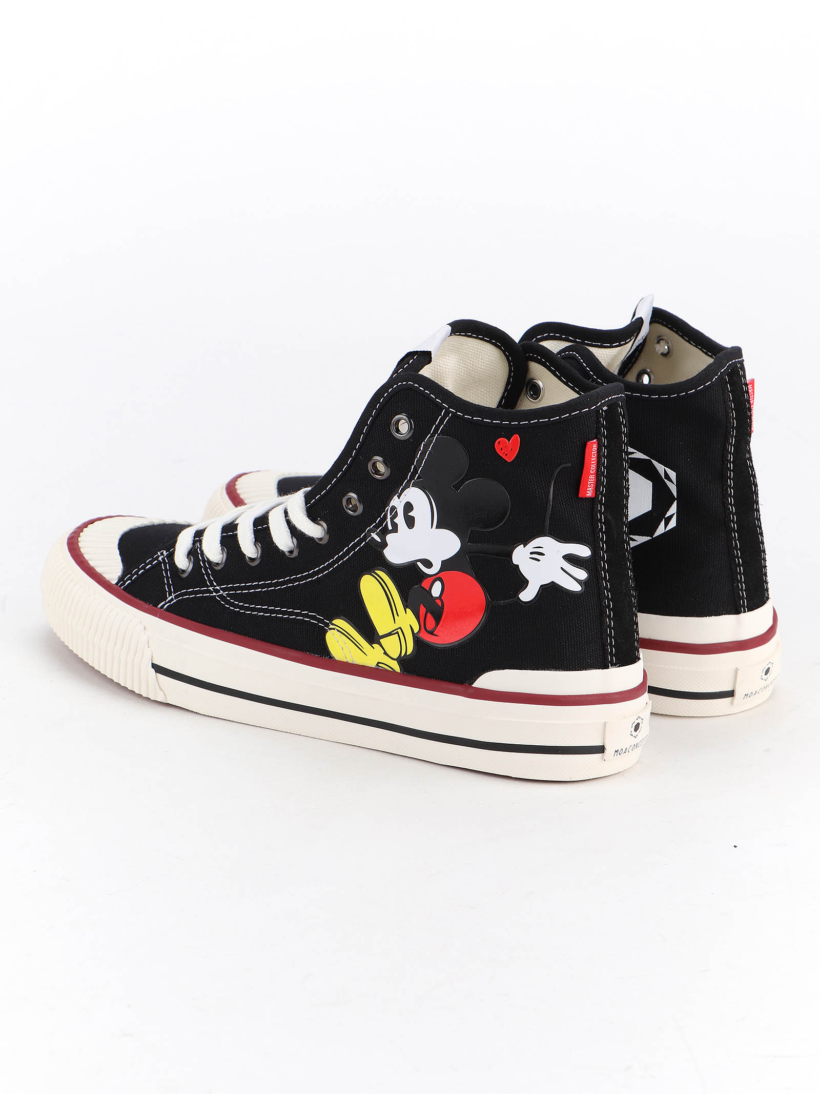 Picture of Moa Master Of Arts | High Mickey Mouse Sneaker