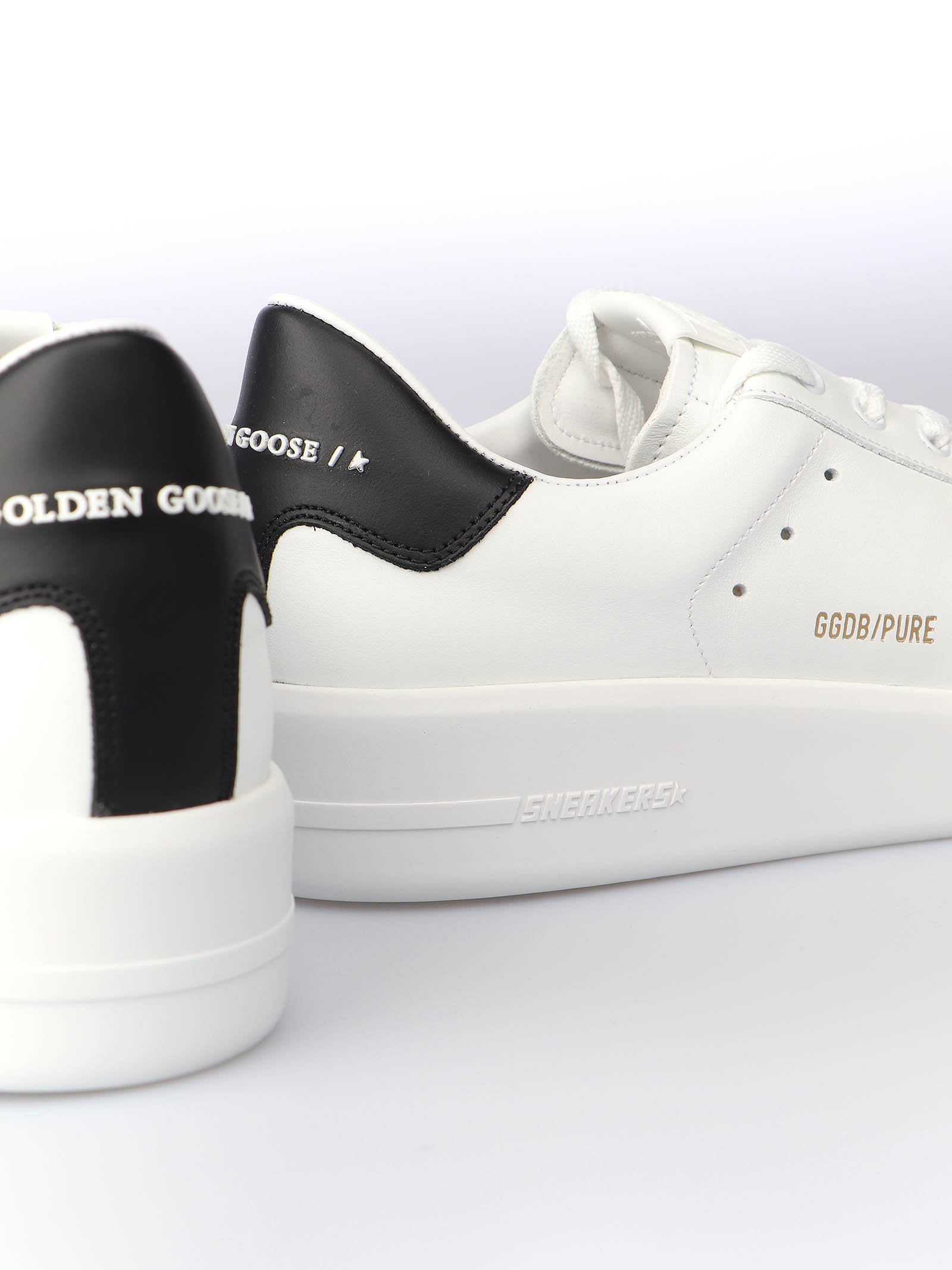 Picture of Golden Goose | Pure Star Sneaker