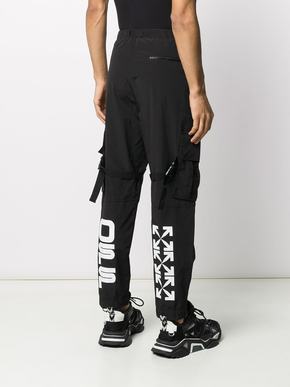 Picture of Off White | Nylon Cargo Pant