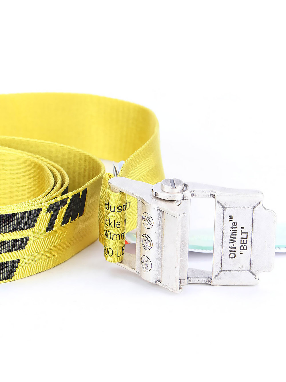 Picture of Off White | 2.0 Industrial Belt 40 Mm