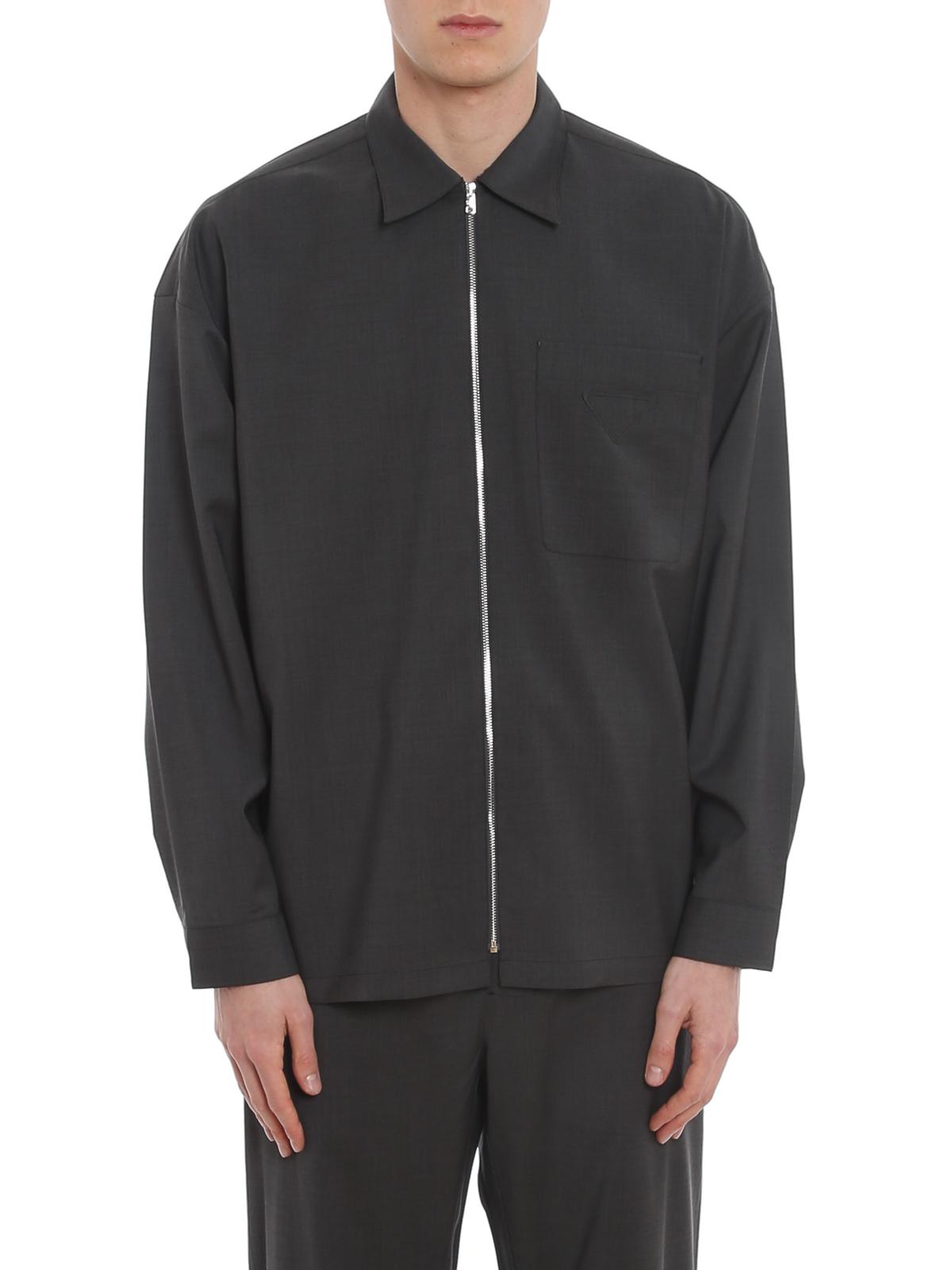 Picture of Prada   Shirt Popeline