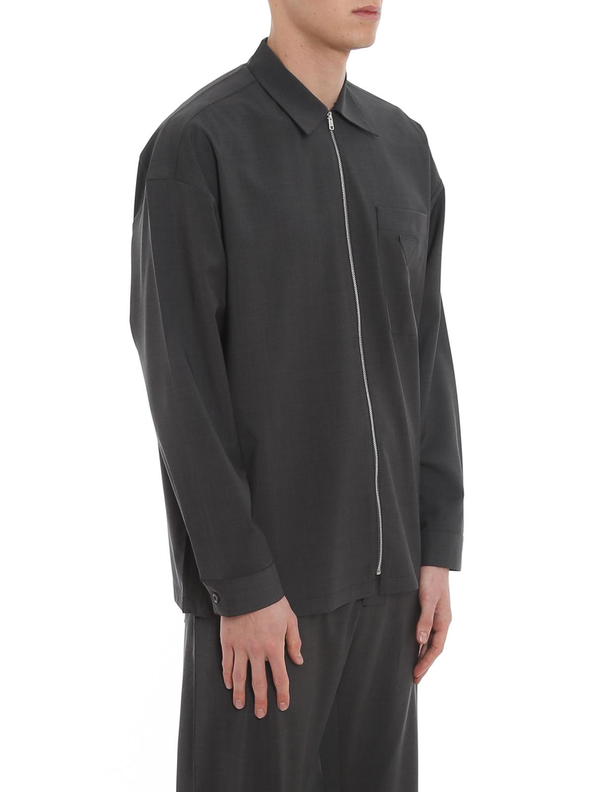 Picture of Prada | Shirt Popeline