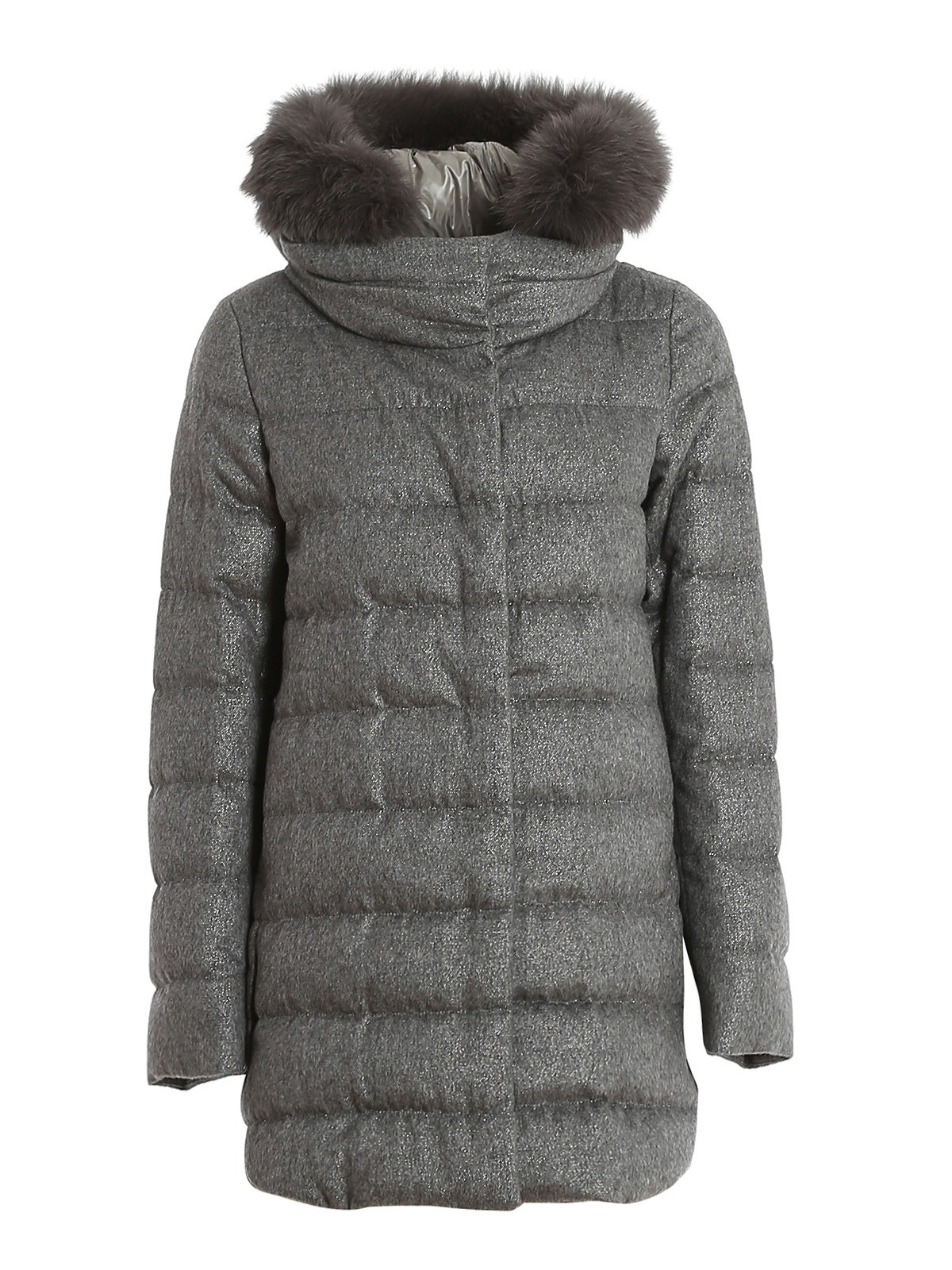 Picture of Herno | Cashmere Down Jacket
