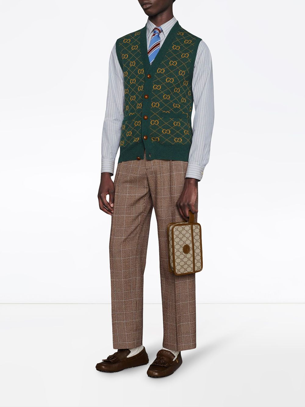 Picture of Gucci | Waistcoat