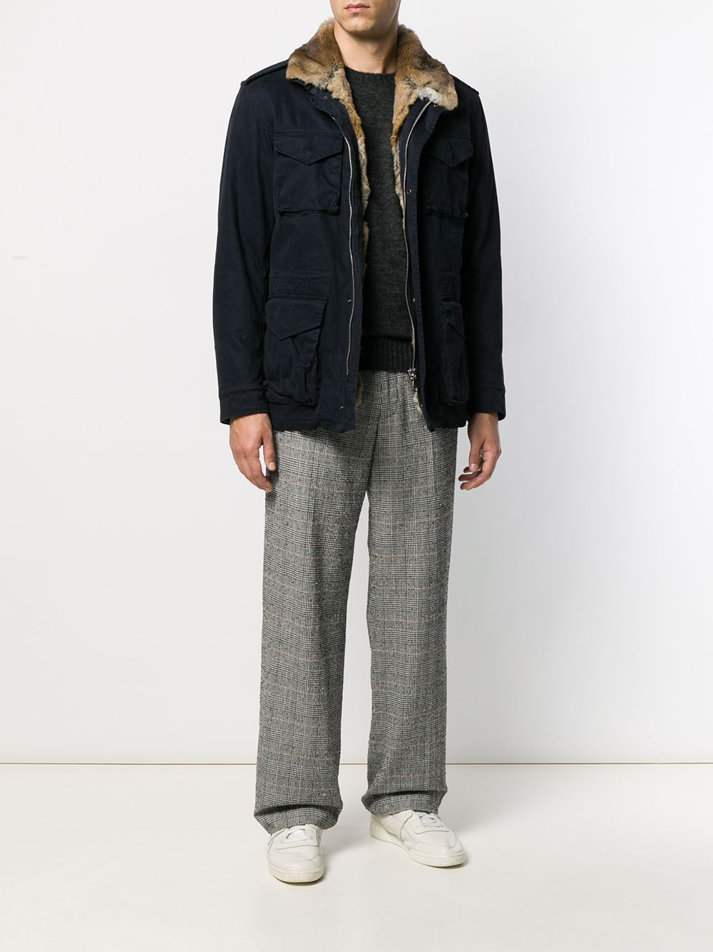 Picture of Drumohr | Field Jacke