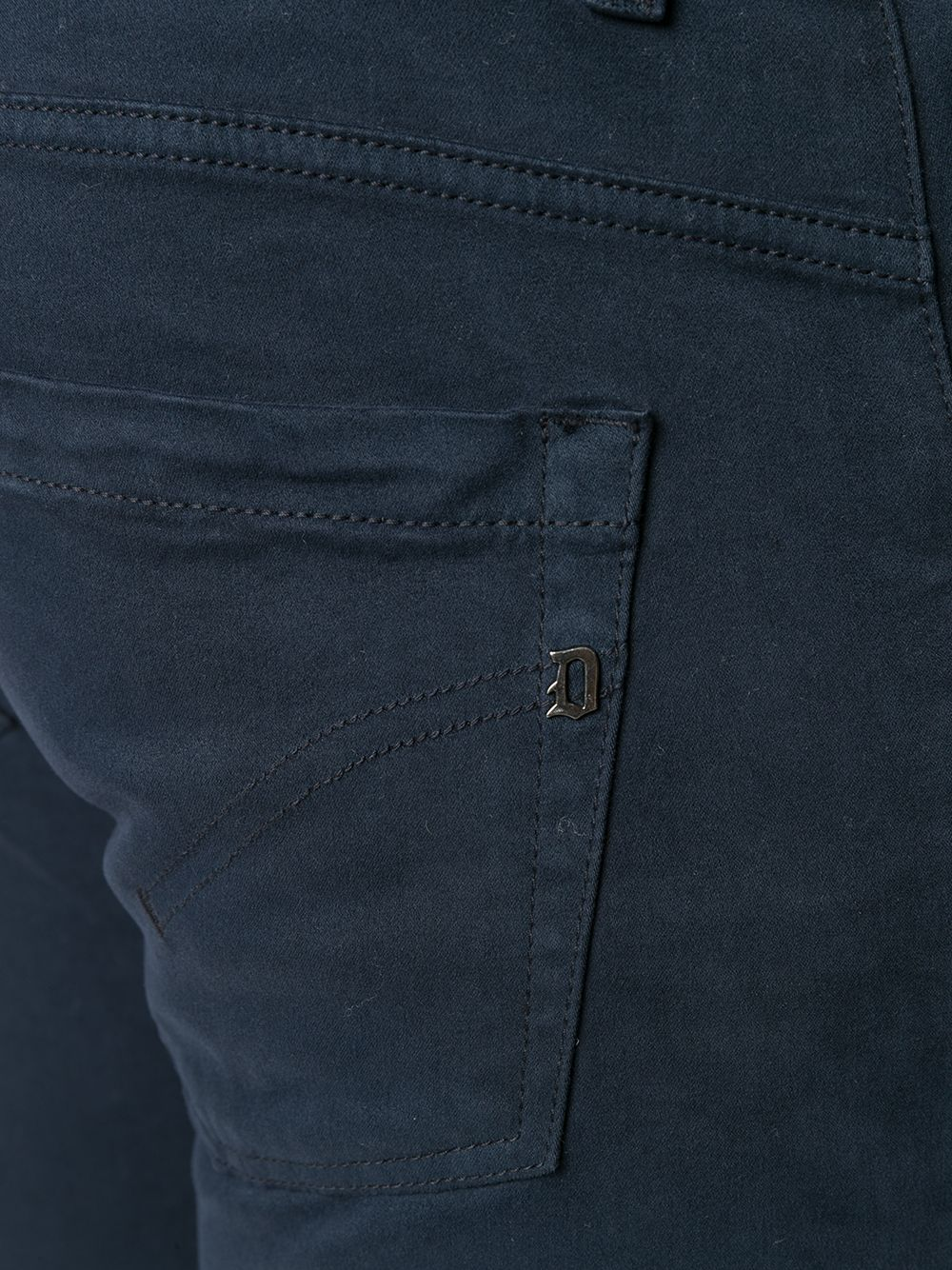 Picture of Dondup | George 5 Pocket Pants