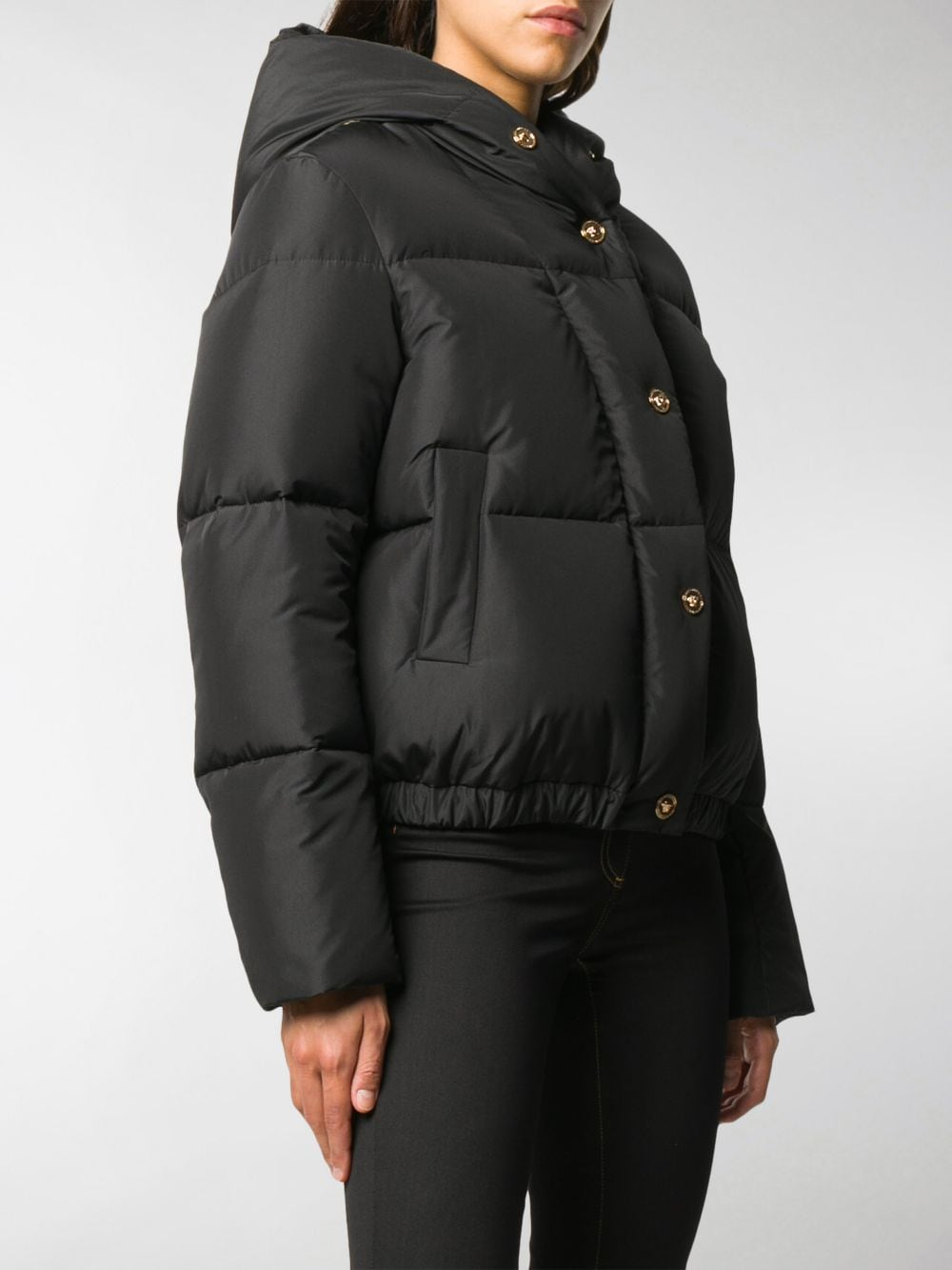 Picture of Versace | Padded Jkt