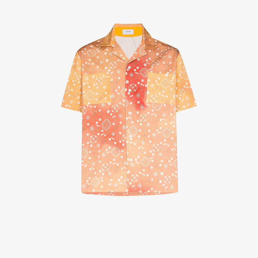 Picture of Rhude | Classic Point Shirt