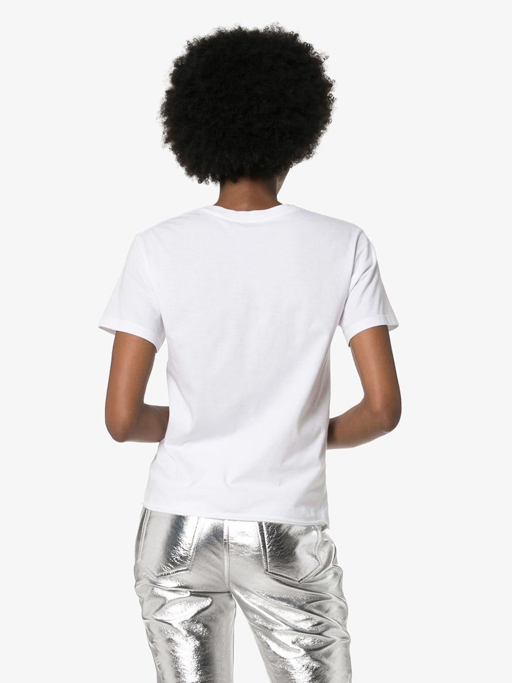 Picture of Saint Laurent | Tshirt