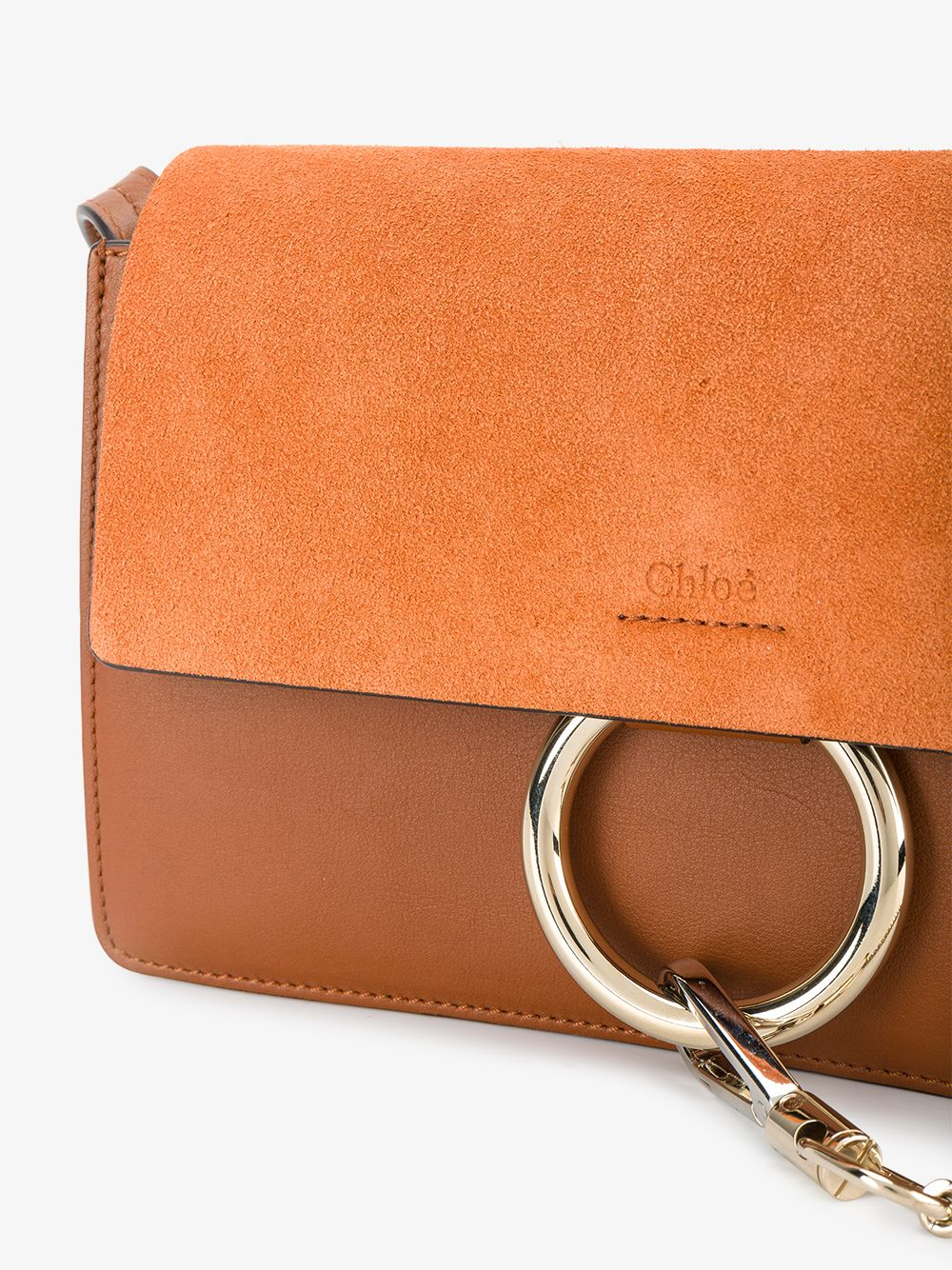 Picture of Chloe` | Small Faye Bag
