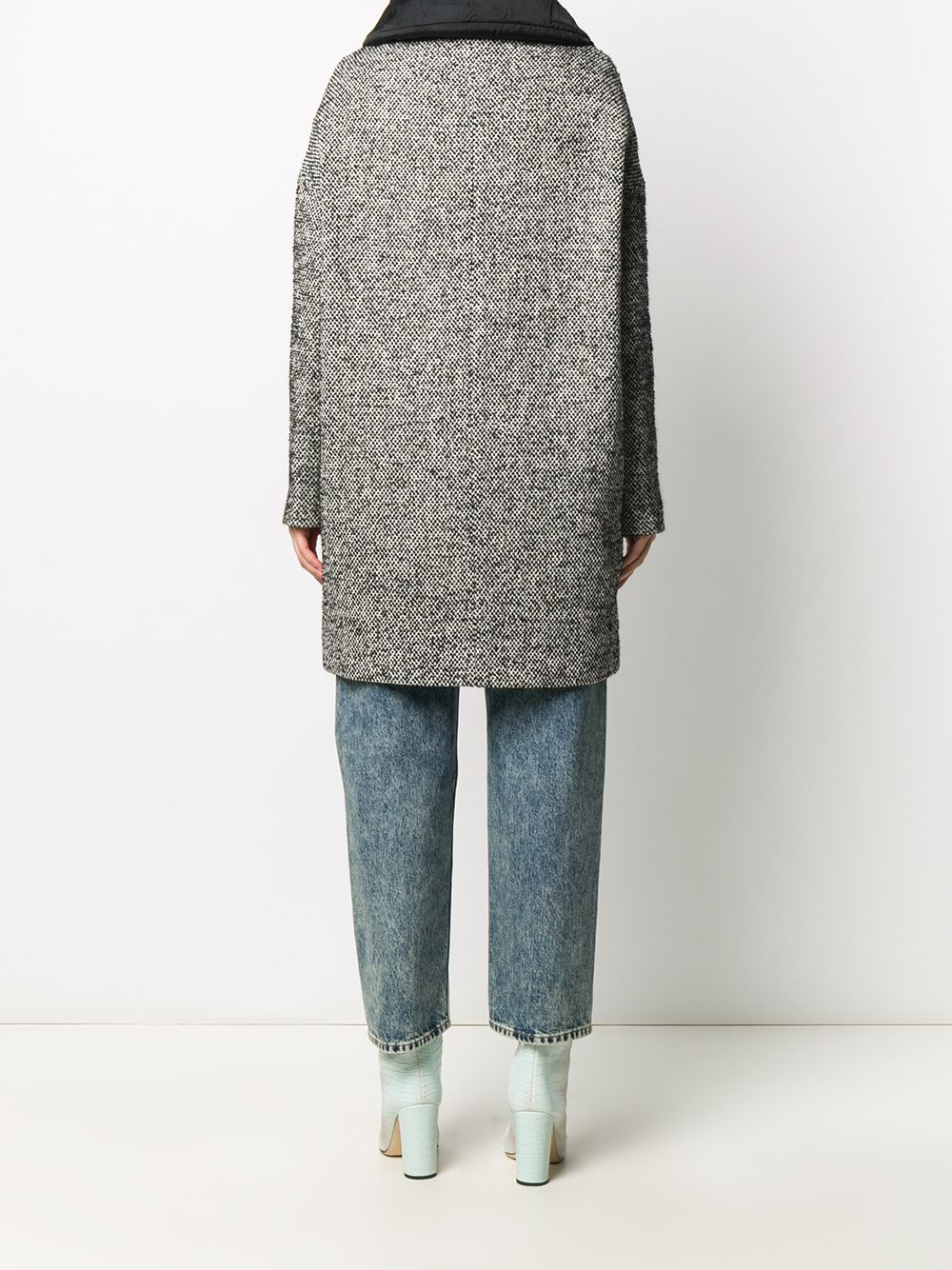 Immagine di Herno | Paillettes Long Down Jacket