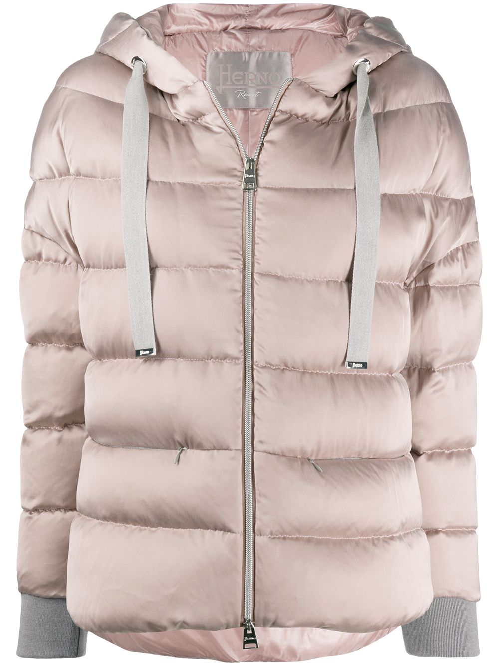 Immagine di Herno | Cupro Long Down Jacket