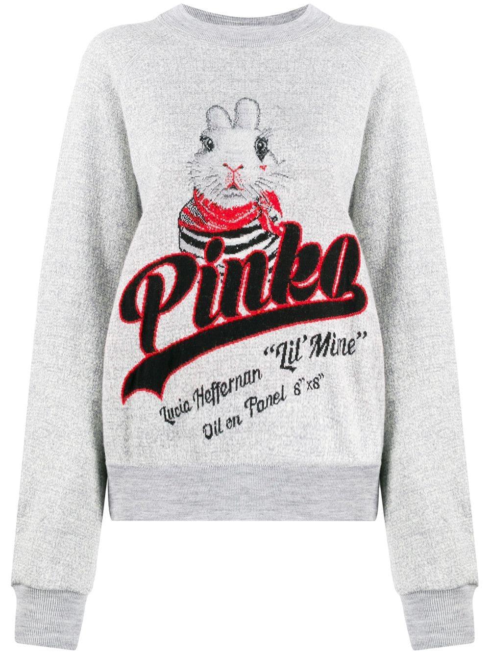 Picture of Pinko | Peridot Knitwear