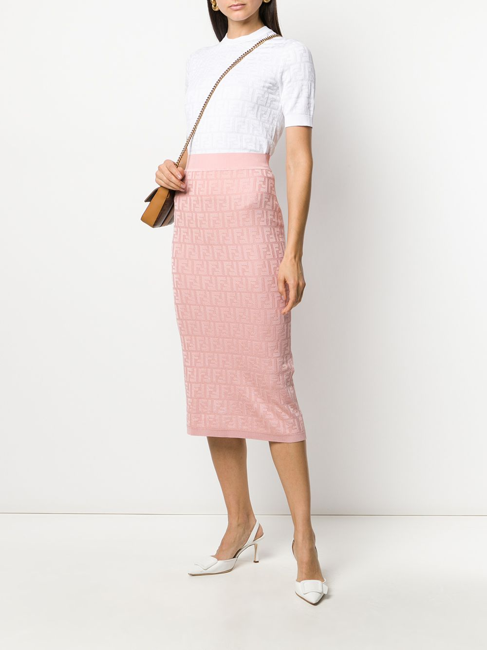 Immagine di Fendi | Ff Skirt