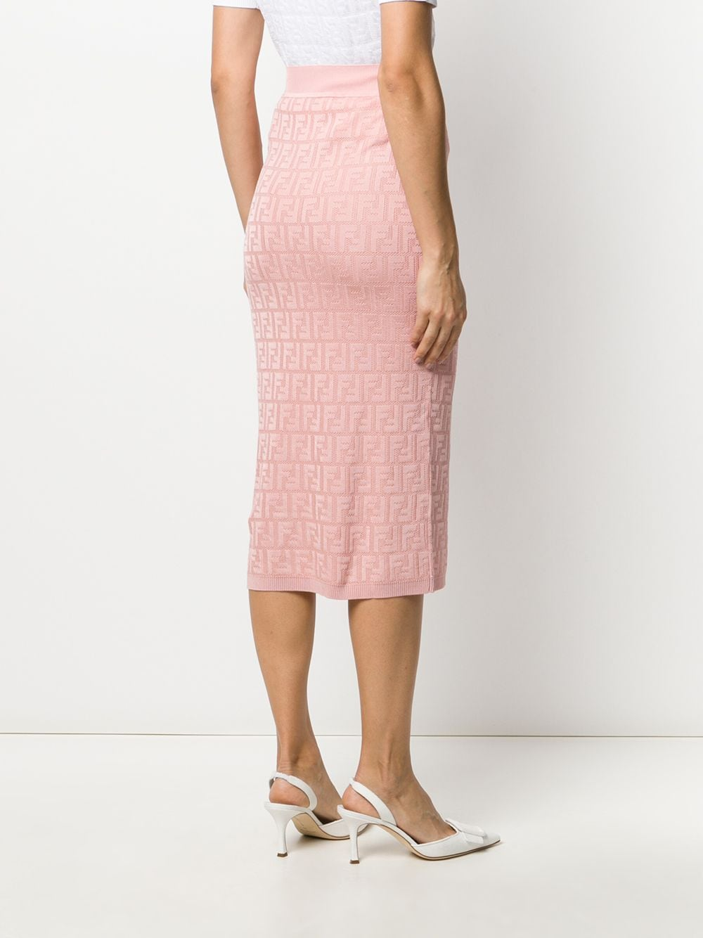Picture of Fendi | Ff Skirt