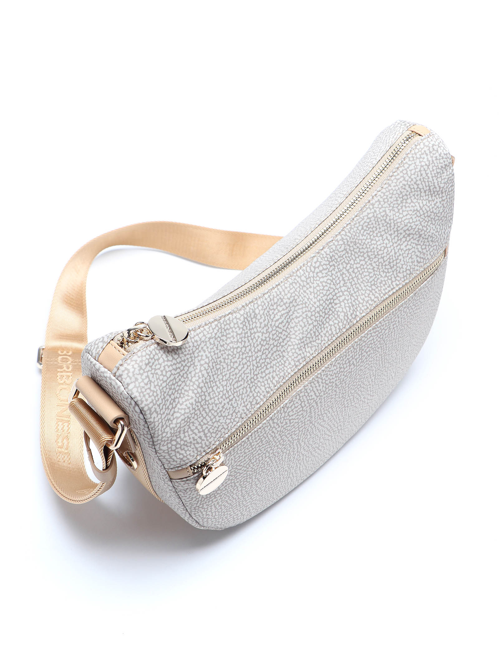 Picture of Borbonese   Luna Bag Small