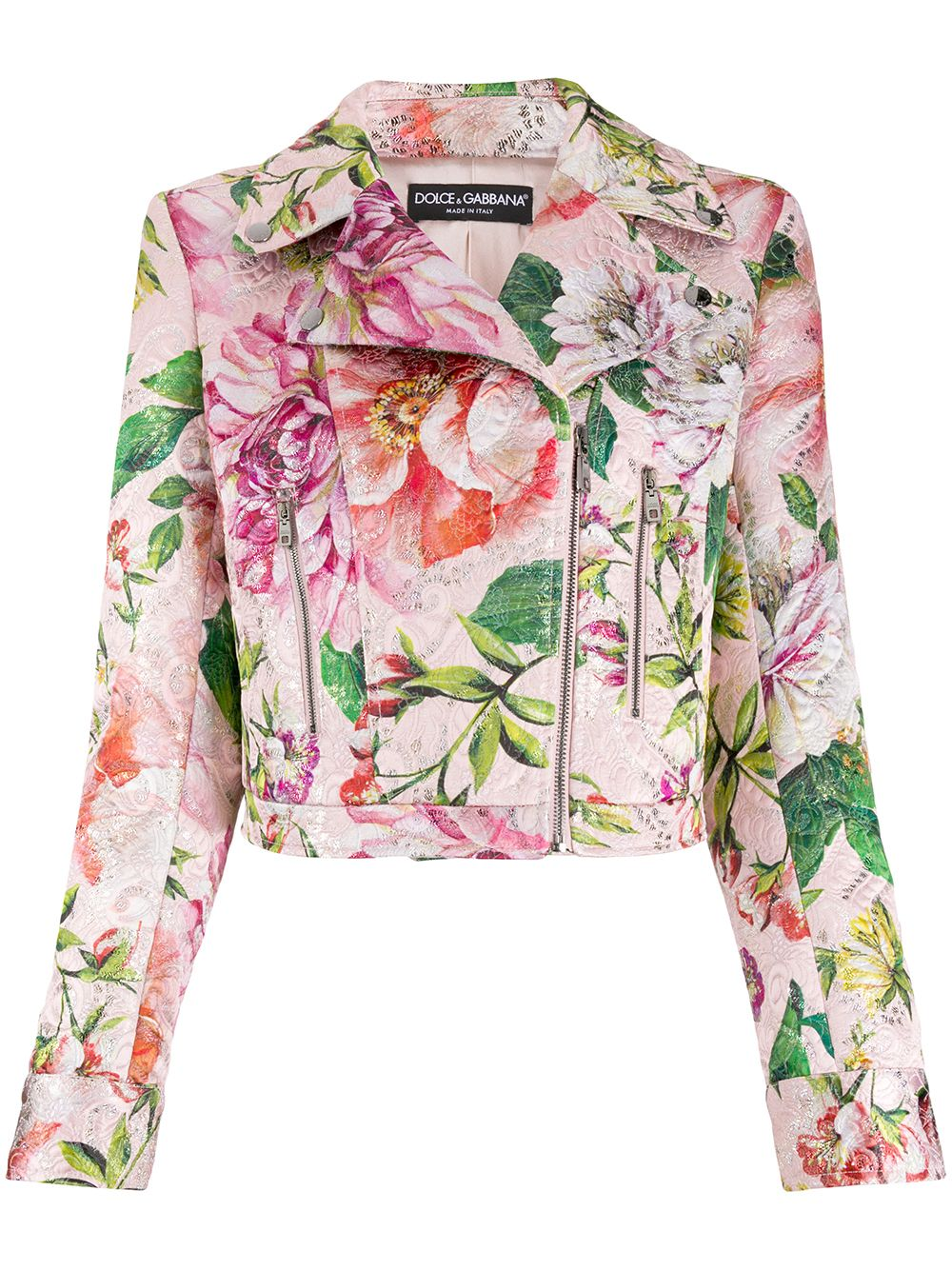 Picture of Dolce & Gabbana | Jacket Flowers