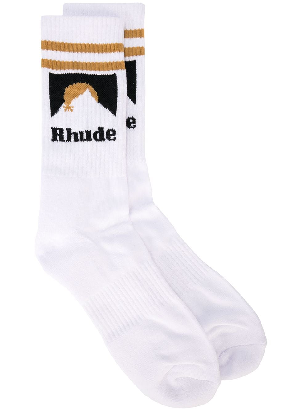 Immagine di Rhude | Socks Mountain Logo