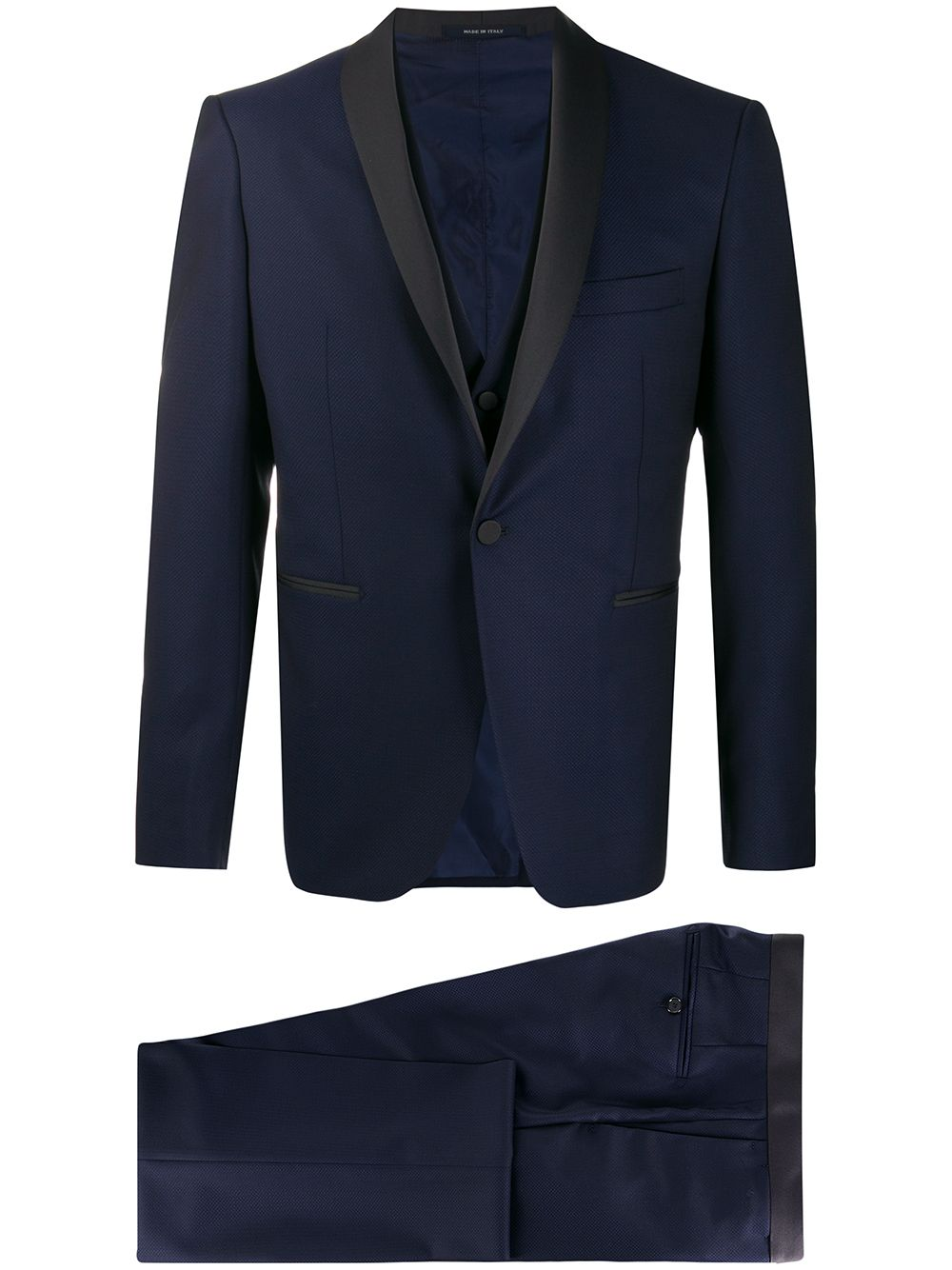 Picture of Tagliatore | Smoking Suit 3Pcs