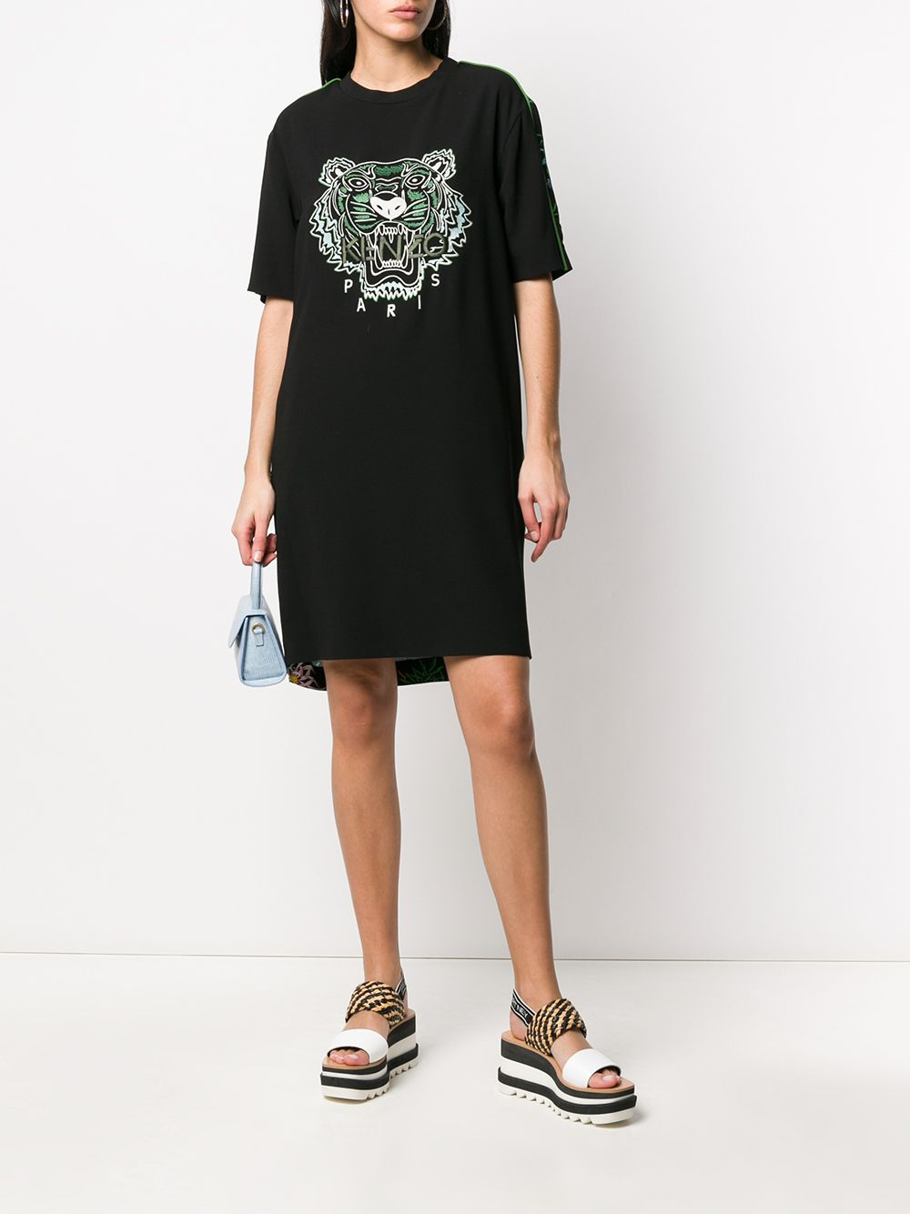 Picture of Kenzo   Tiger Tee Dress