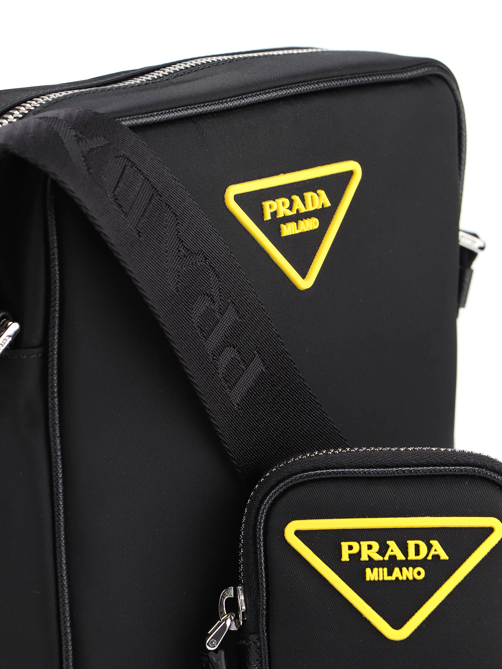 Picture of Prada | Crossbody Tessuto