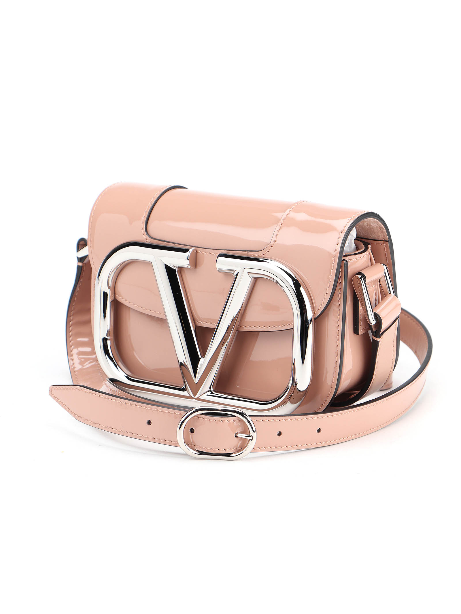 Picture of Valentino Garavani | Vlogo Small Shoulder Bag