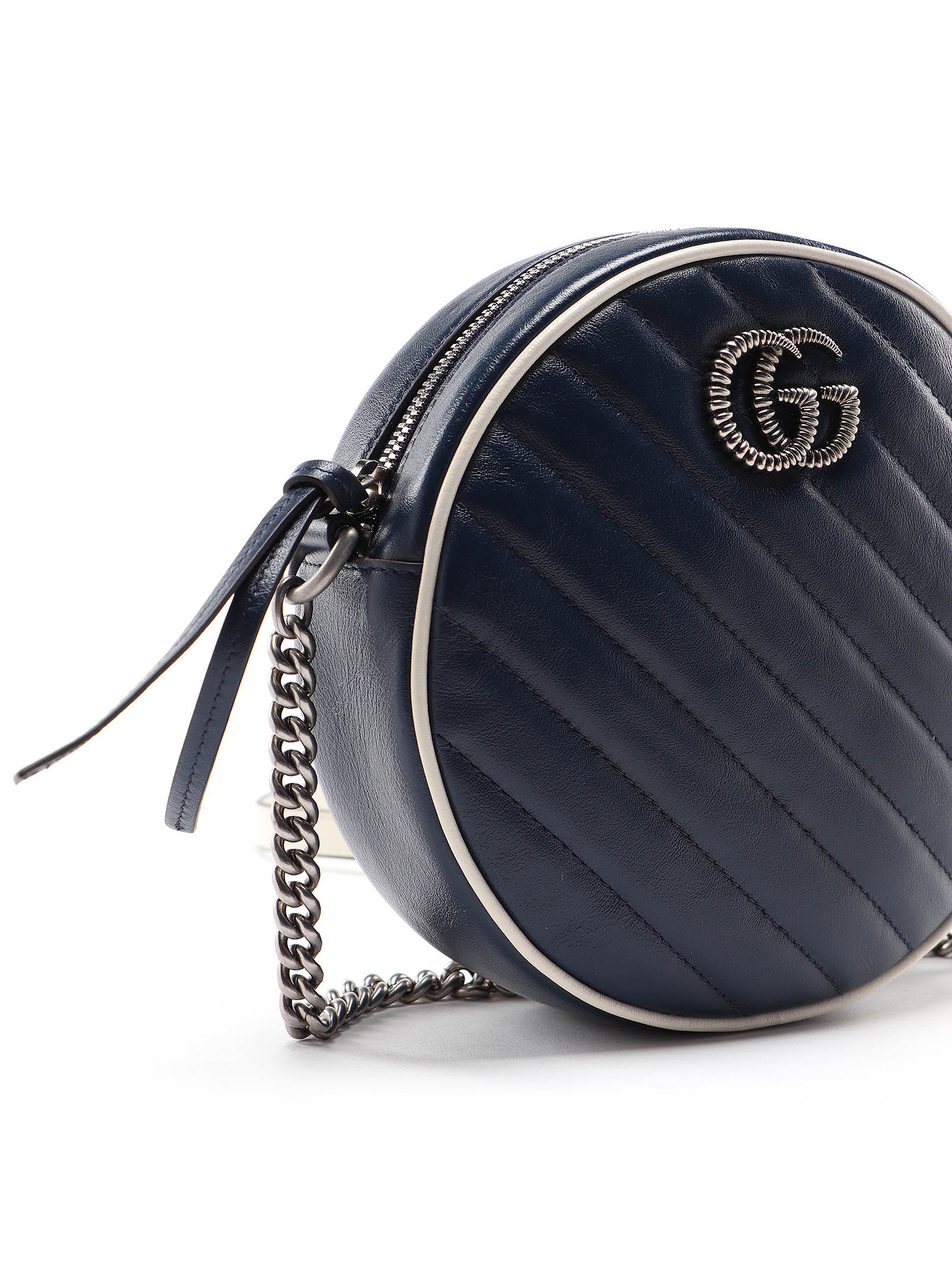 Picture of Gucci | Gg Marmont Round Bag