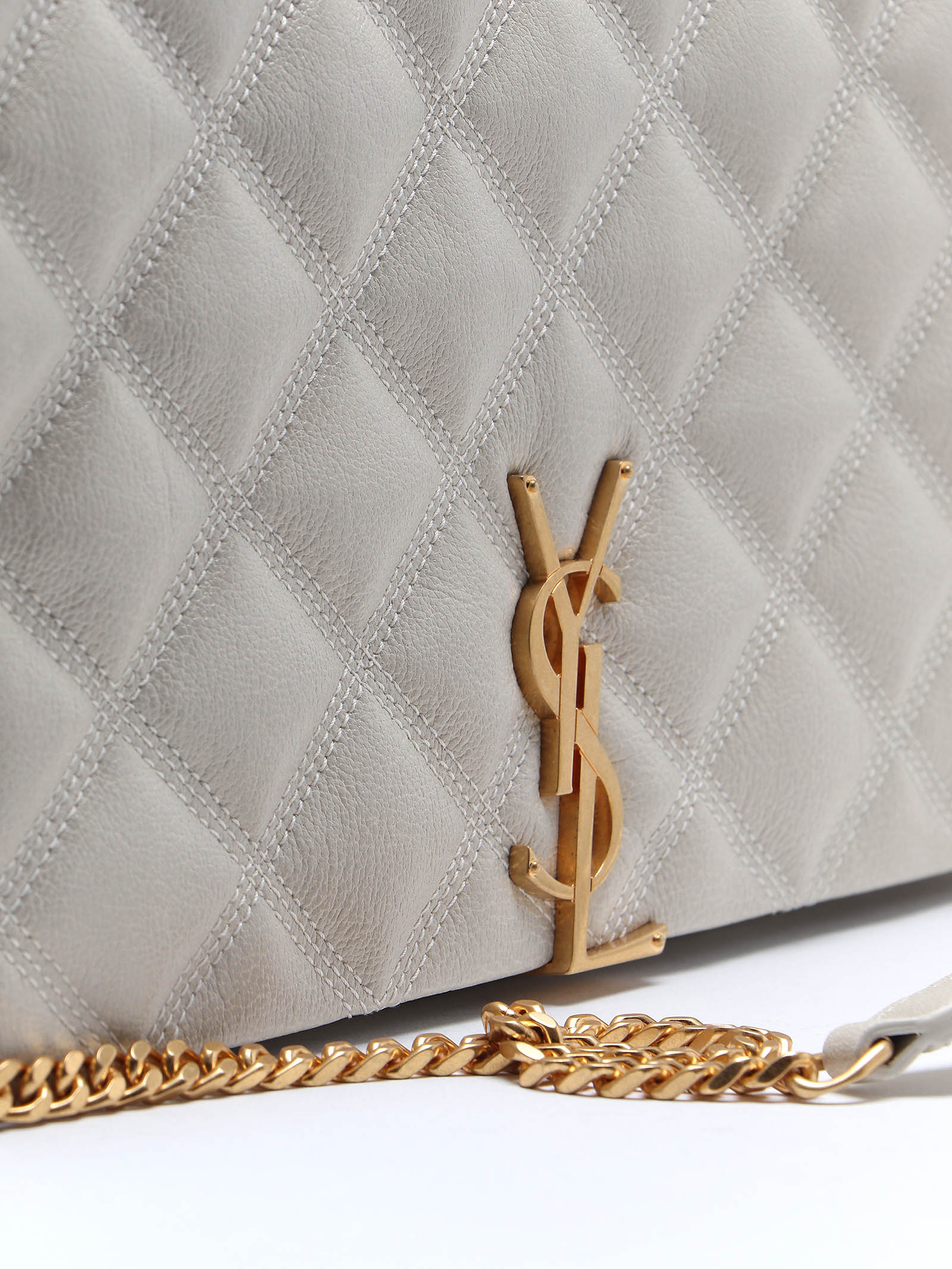 Picture of Saint Laurent | Becky Sm Chain Bag