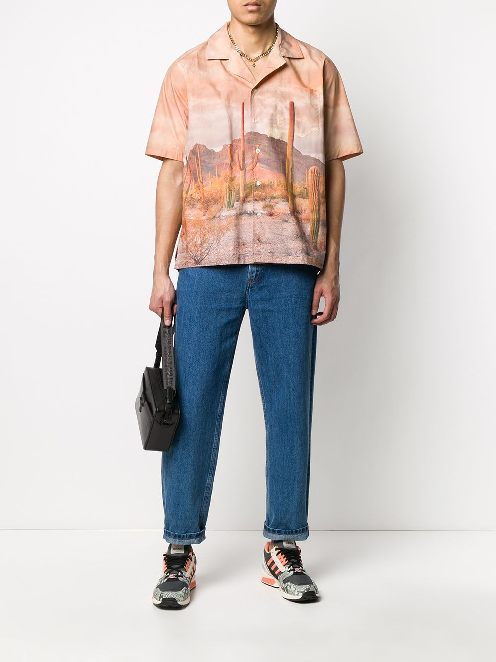 Picture of Rhude | Cactus Shirt