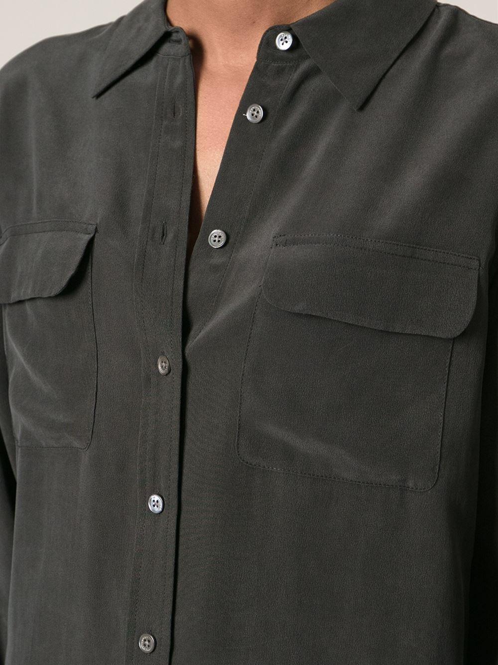 Picture of Equipment | Slim Signature Shirt
