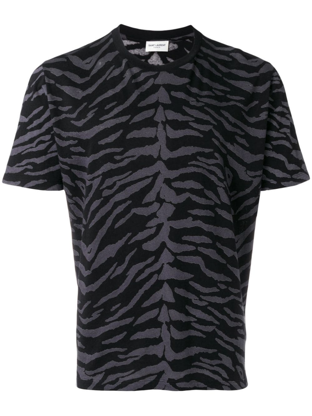 Picture of Saint Laurent | Tshirt Zebre
