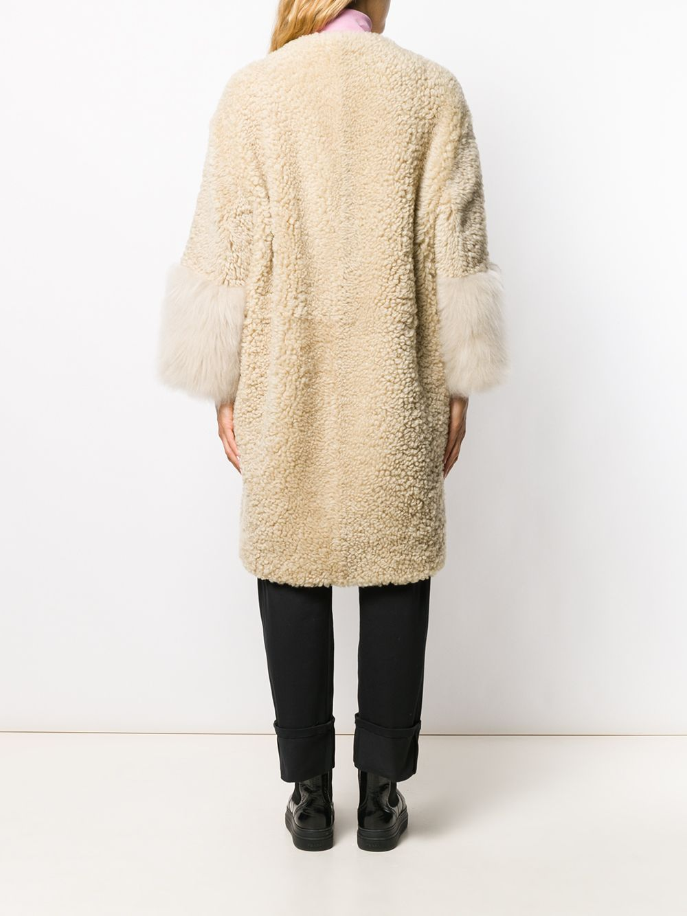 Picture of Prada | Coat Shearling