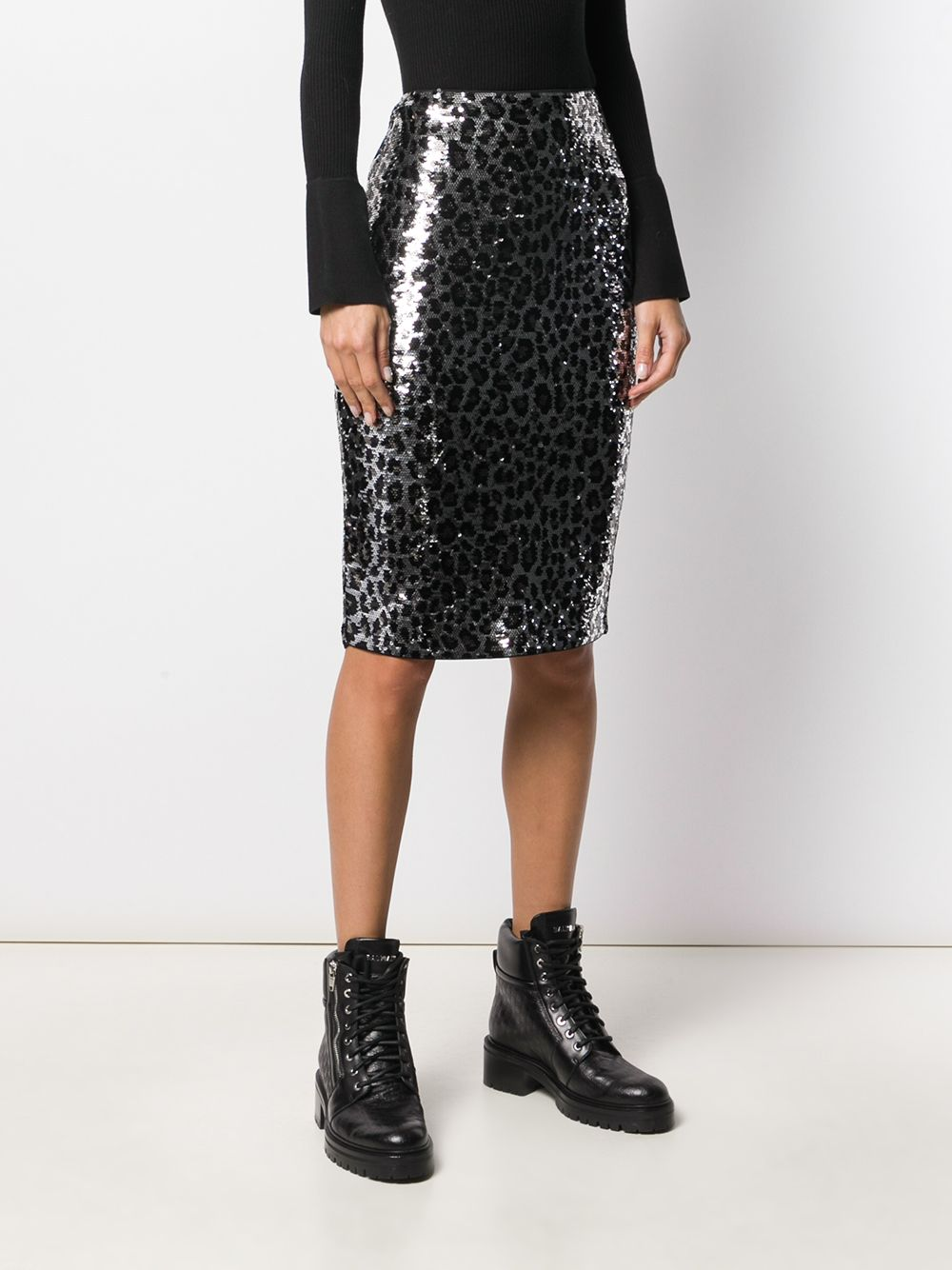 Immagine di Michael Kors | Animalier Skirt