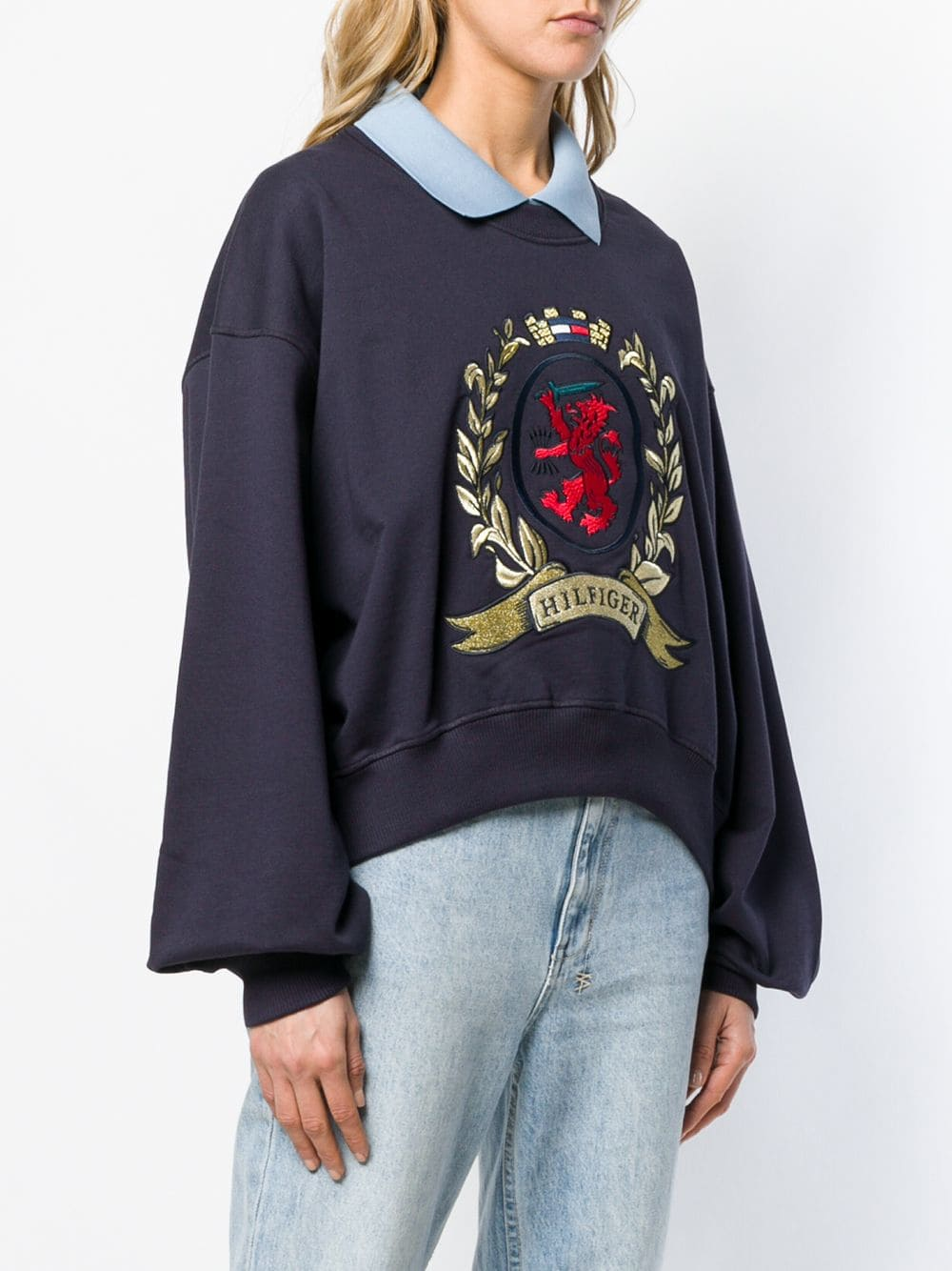 Picture of Tommy Hilfiger | College Sweatshirt