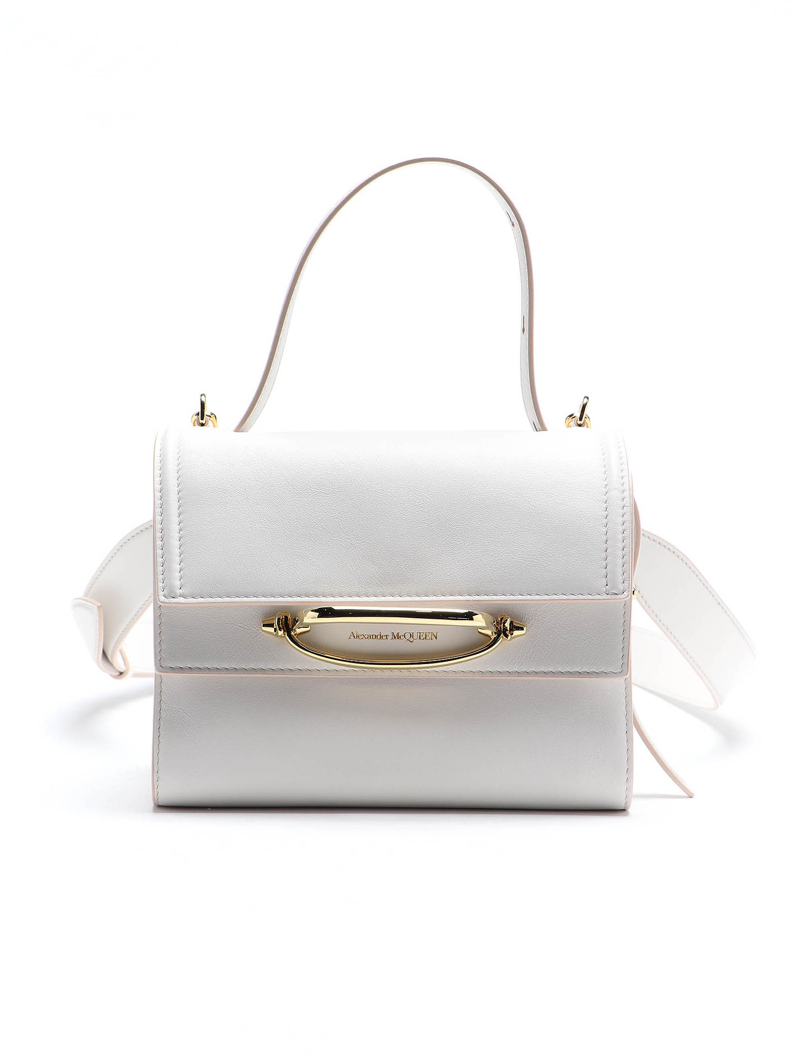 Picture of Alexander Mcqueen   Small Double Flap