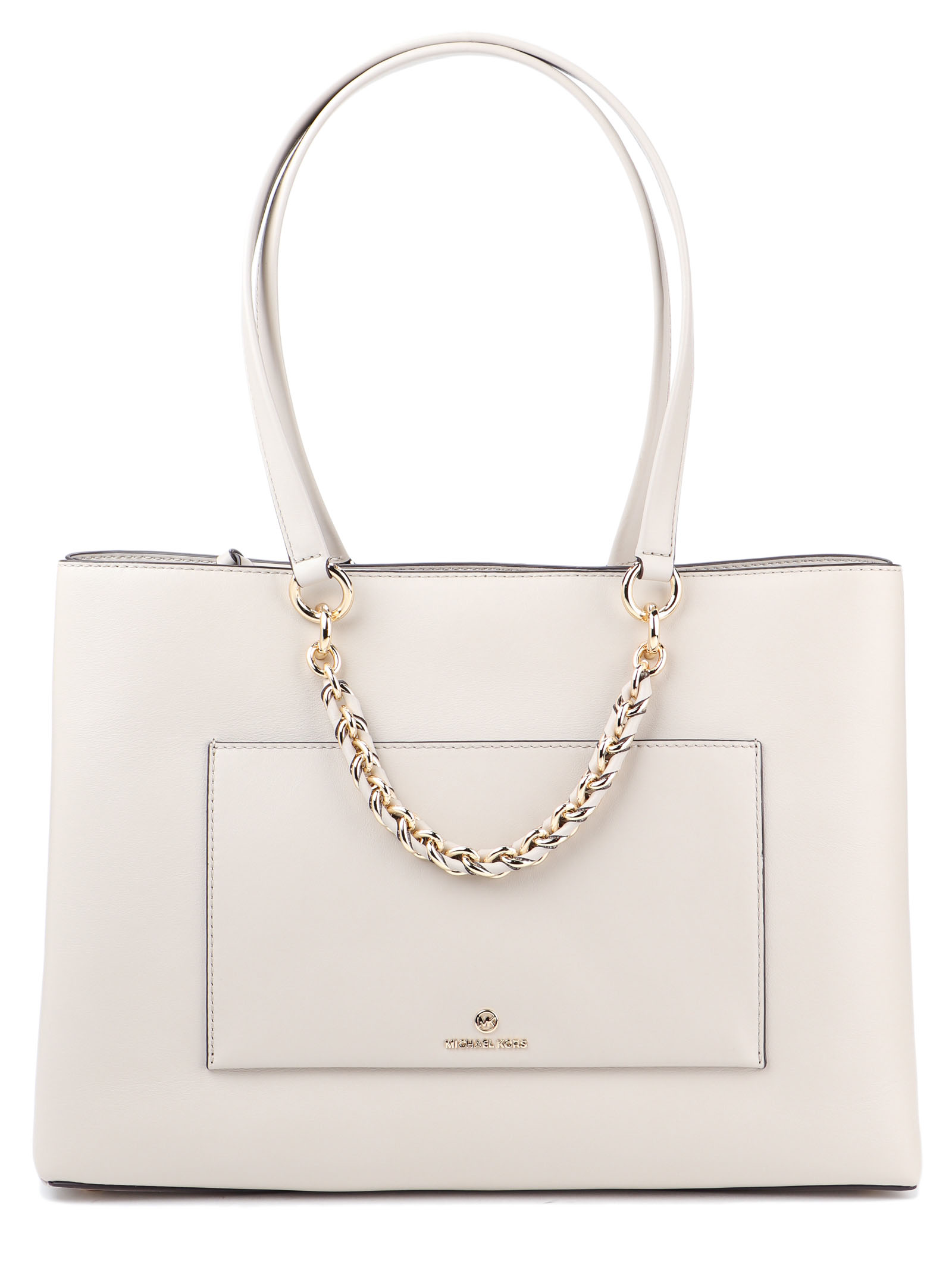 Picture of Michael Kors | Cece Md Rbn Chn Tote
