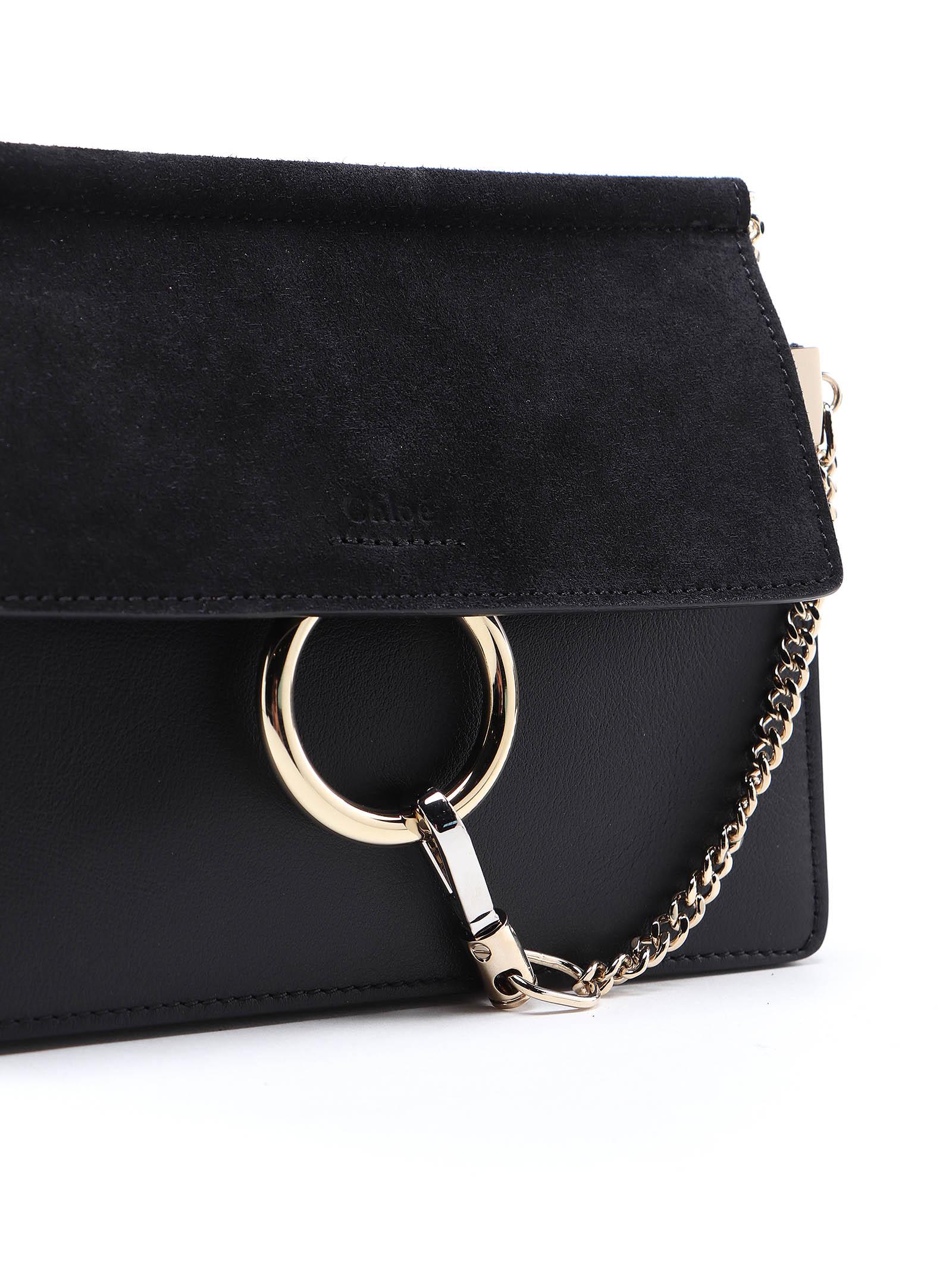 Immagine di Chloe` | Faye Mini Chain Bag