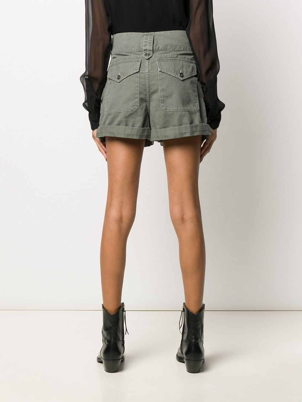 Picture of Saint Laurent | Short