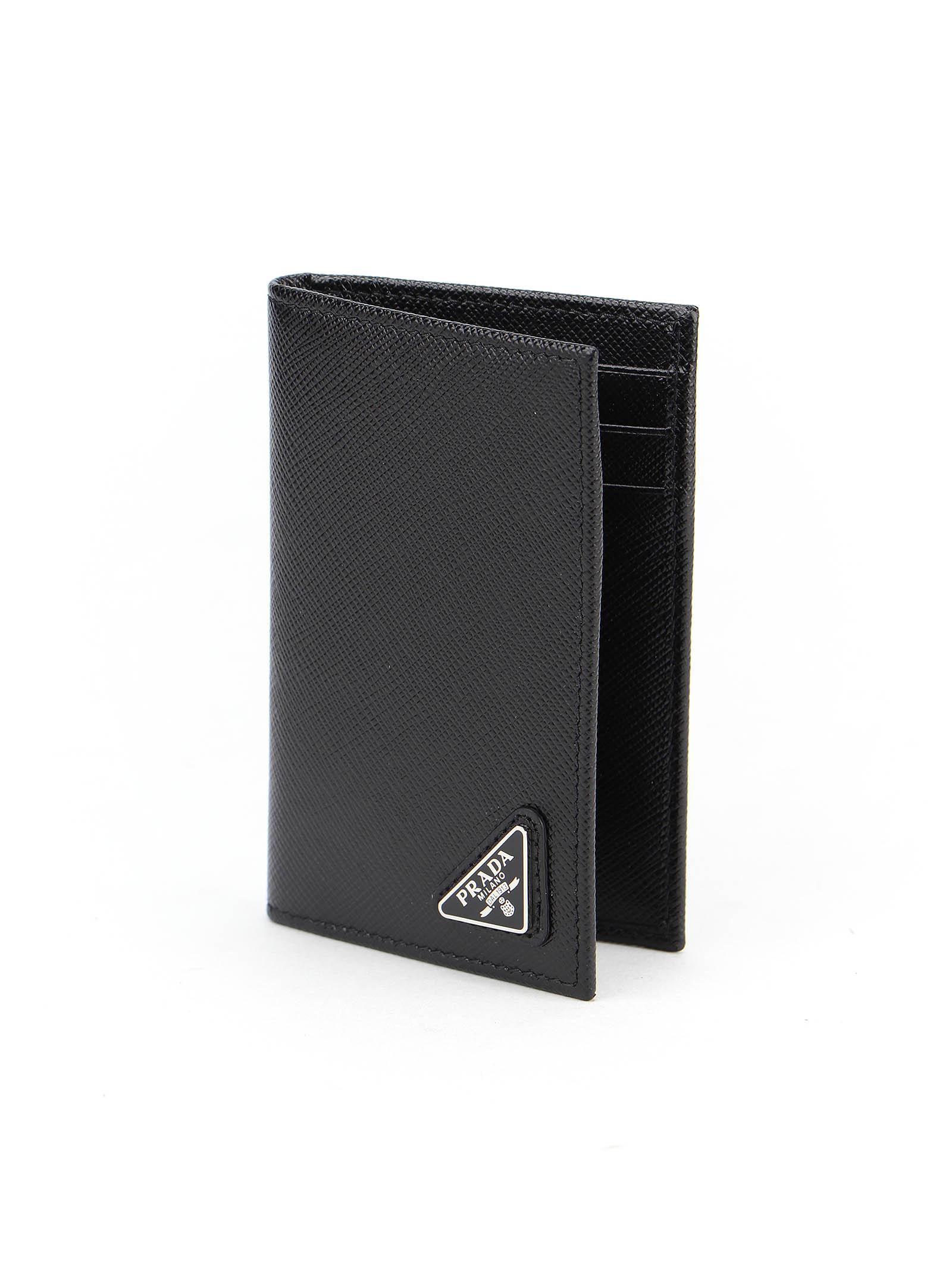 Immagine di Prada | Saffiano Leather Card Holder