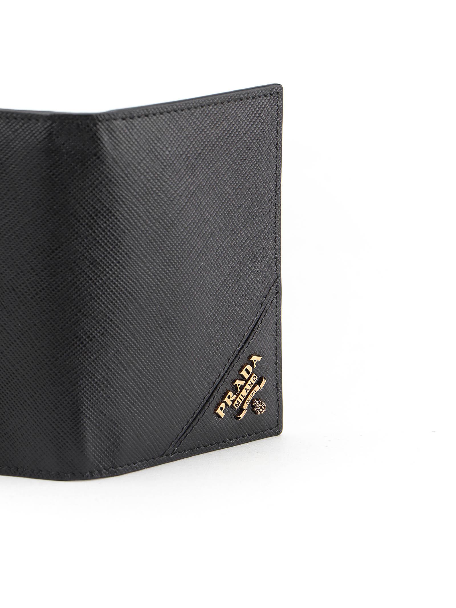 Immagine di Prada   Saffiano Leather Card Holder