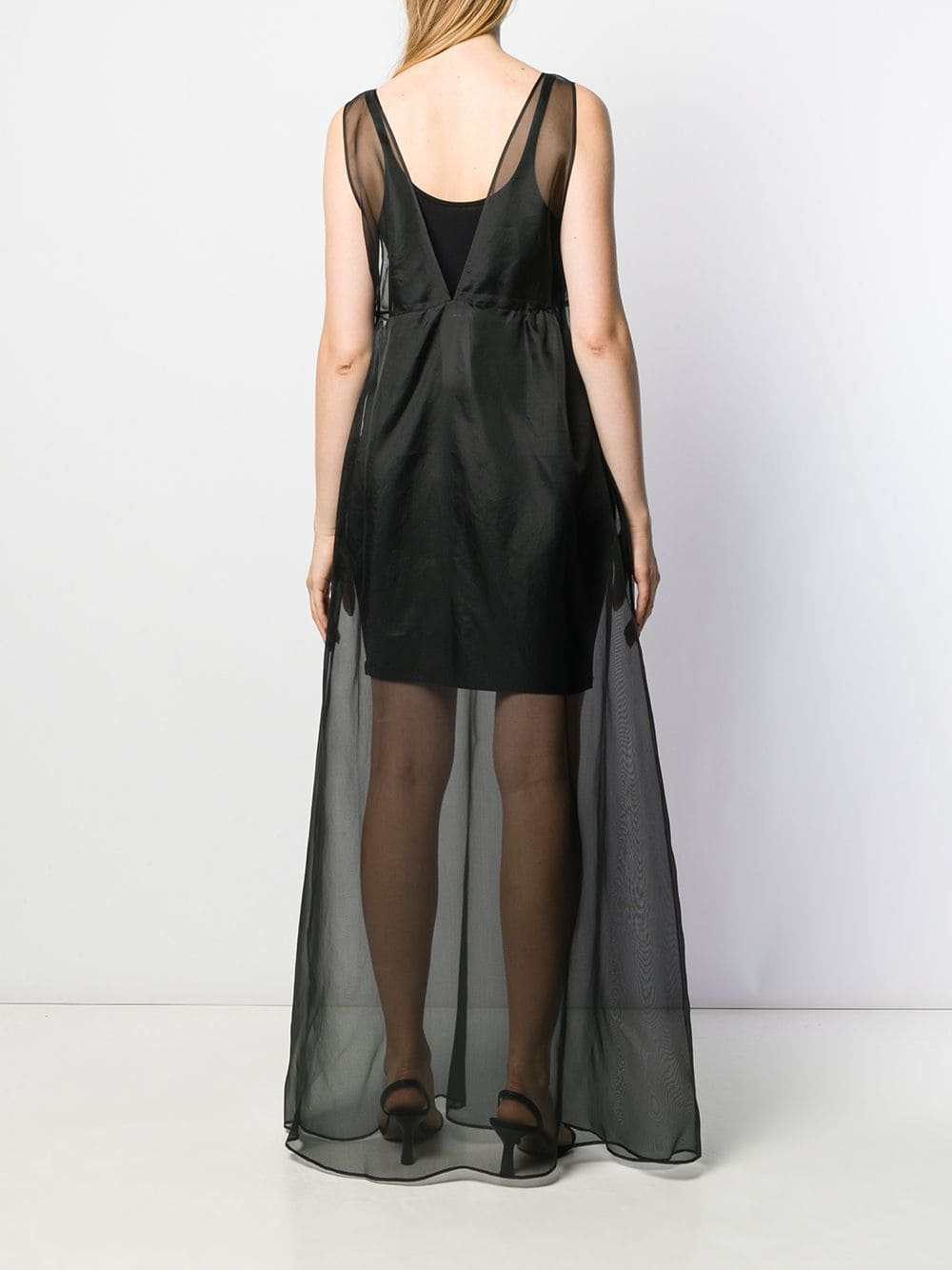 Picture of Alanui | Organza Dress