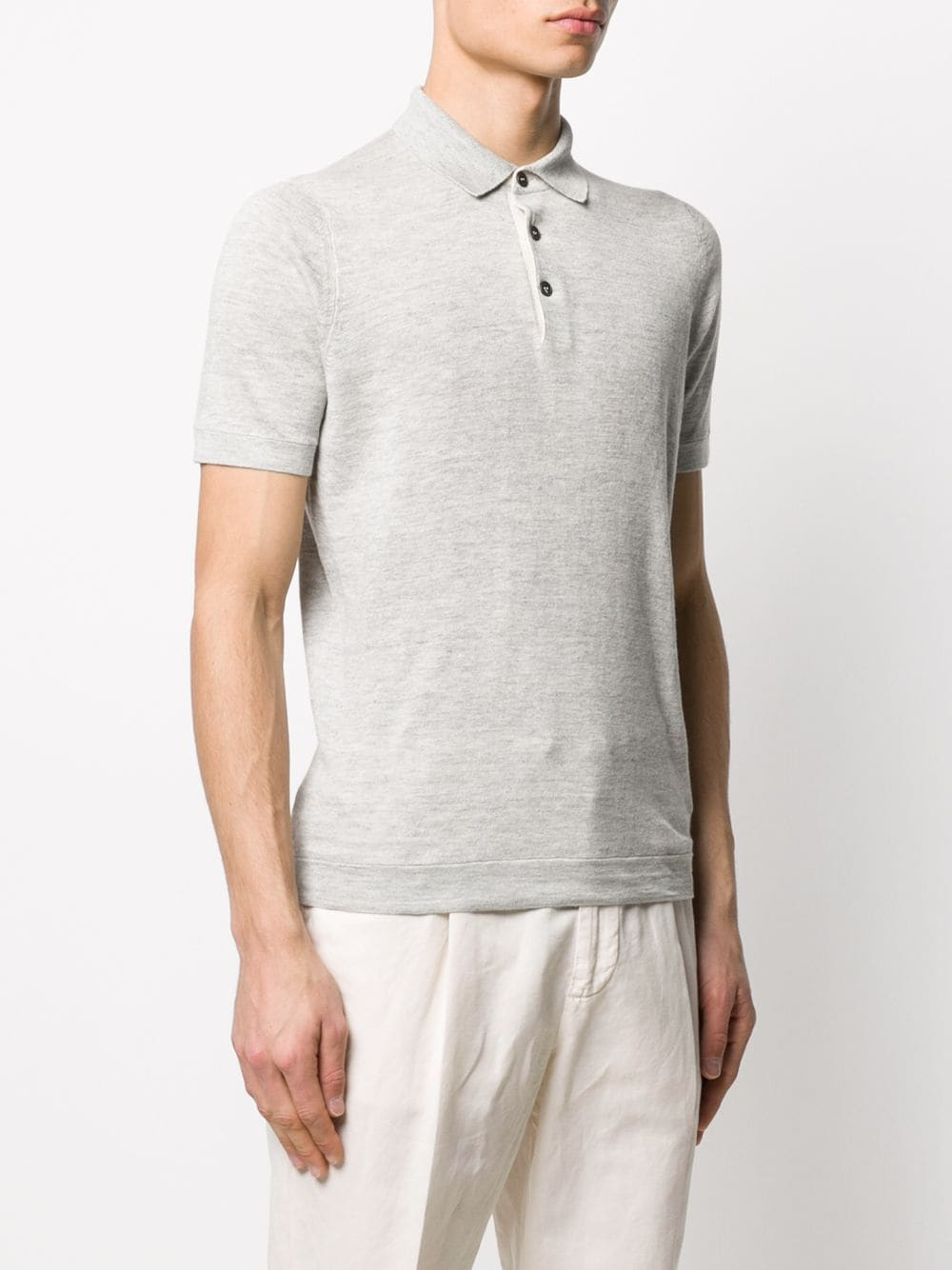 Picture of Brunello Cucinelli | Polo T-Shirt