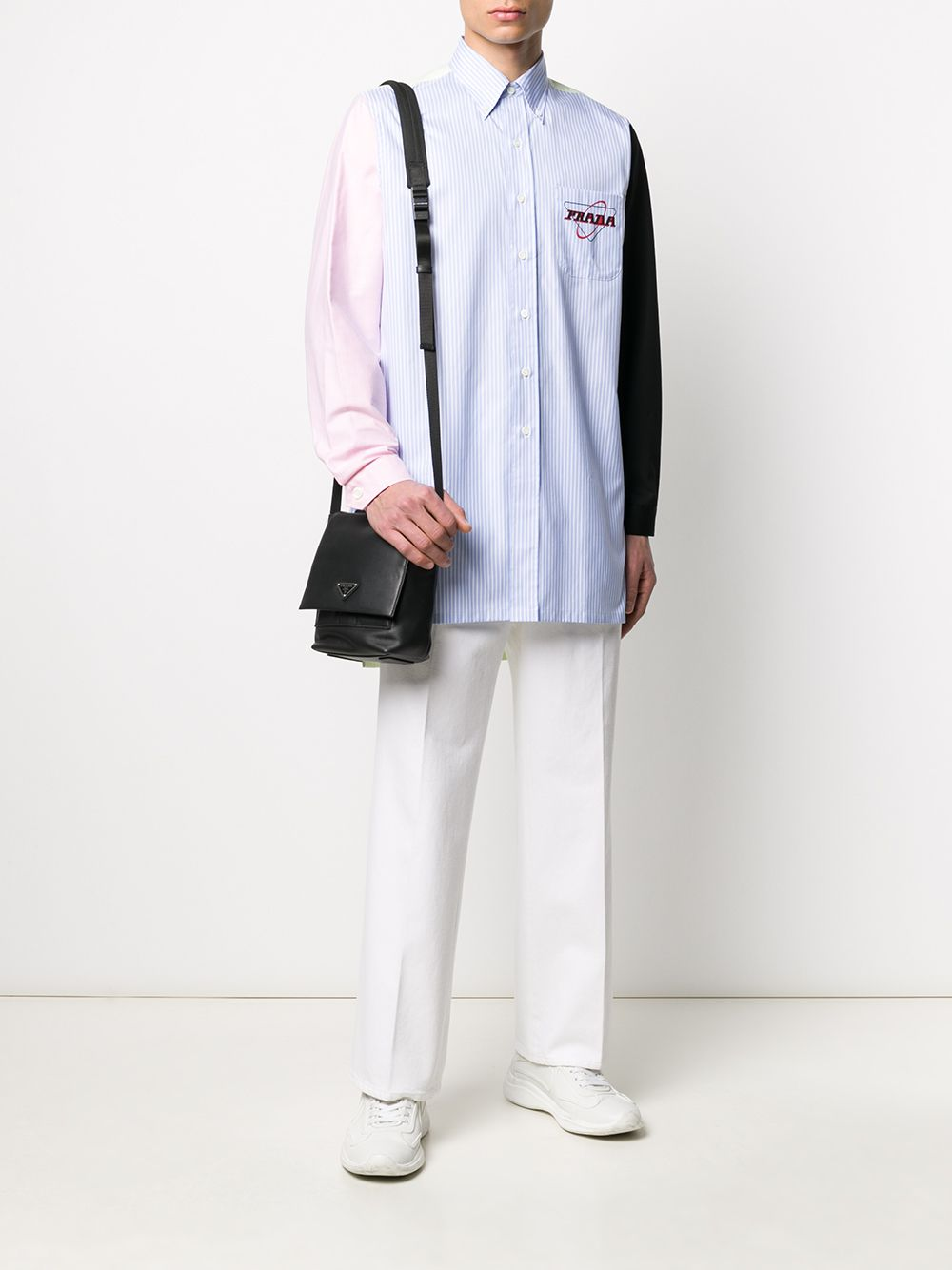 Immagine di Prada | Shirt Oxford Patch